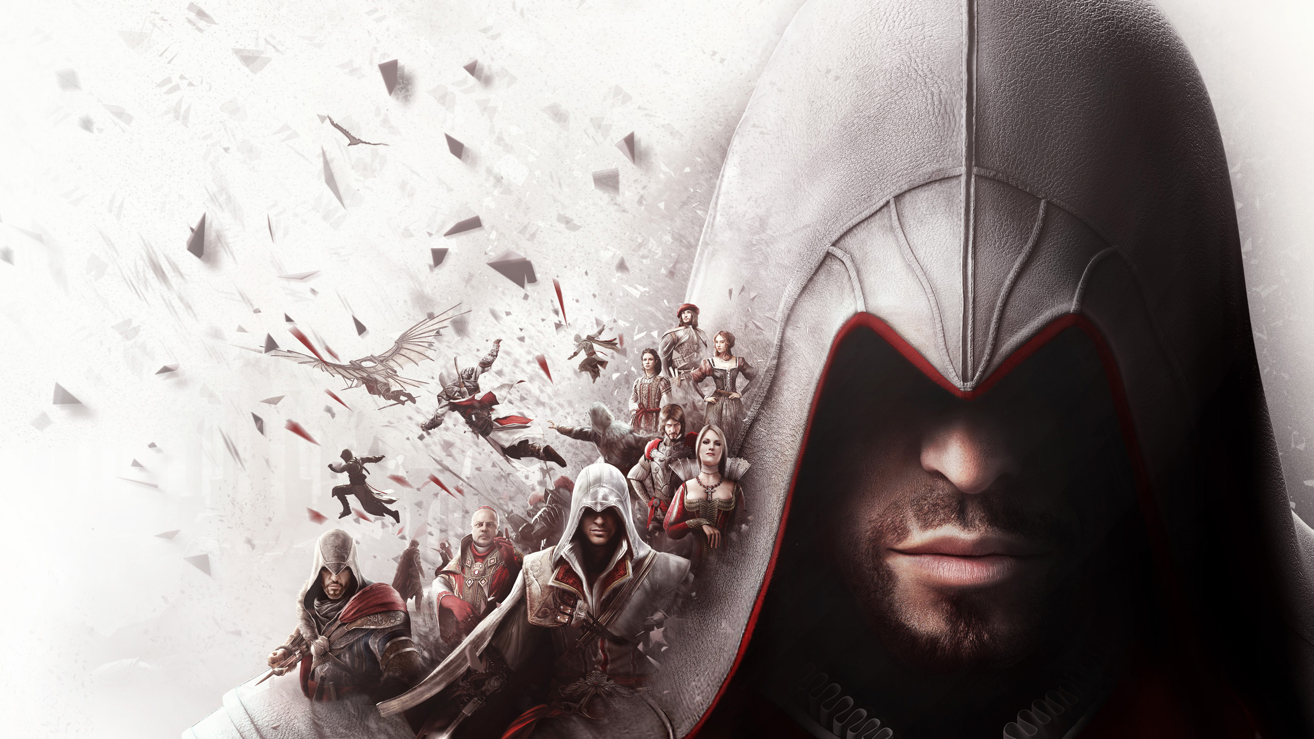 Ezio 4k Wallpapers For Your Desktop Or Mobile Screen Free