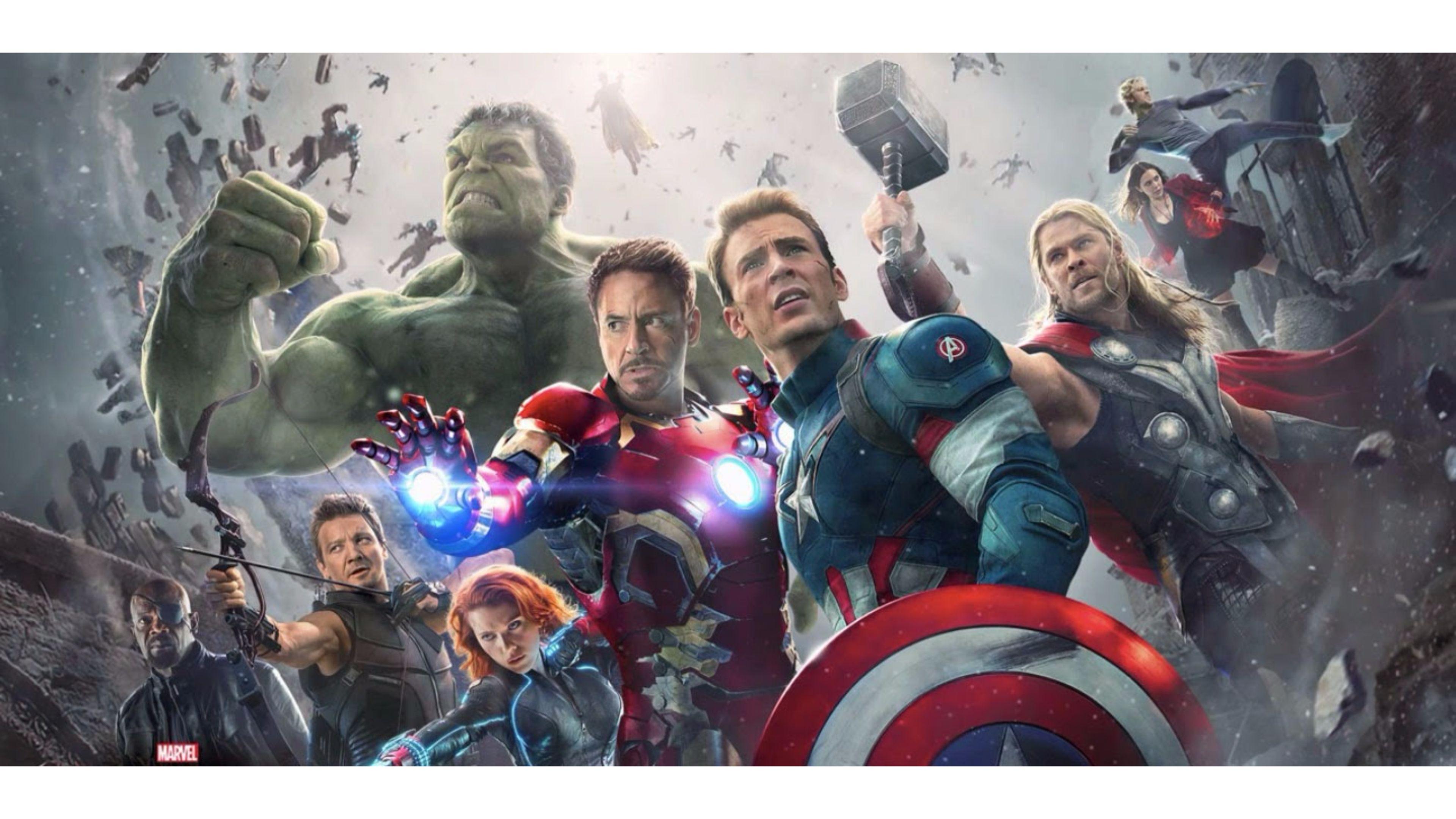Marvels Avengers Age Of Ultron S 4k Wallpaper