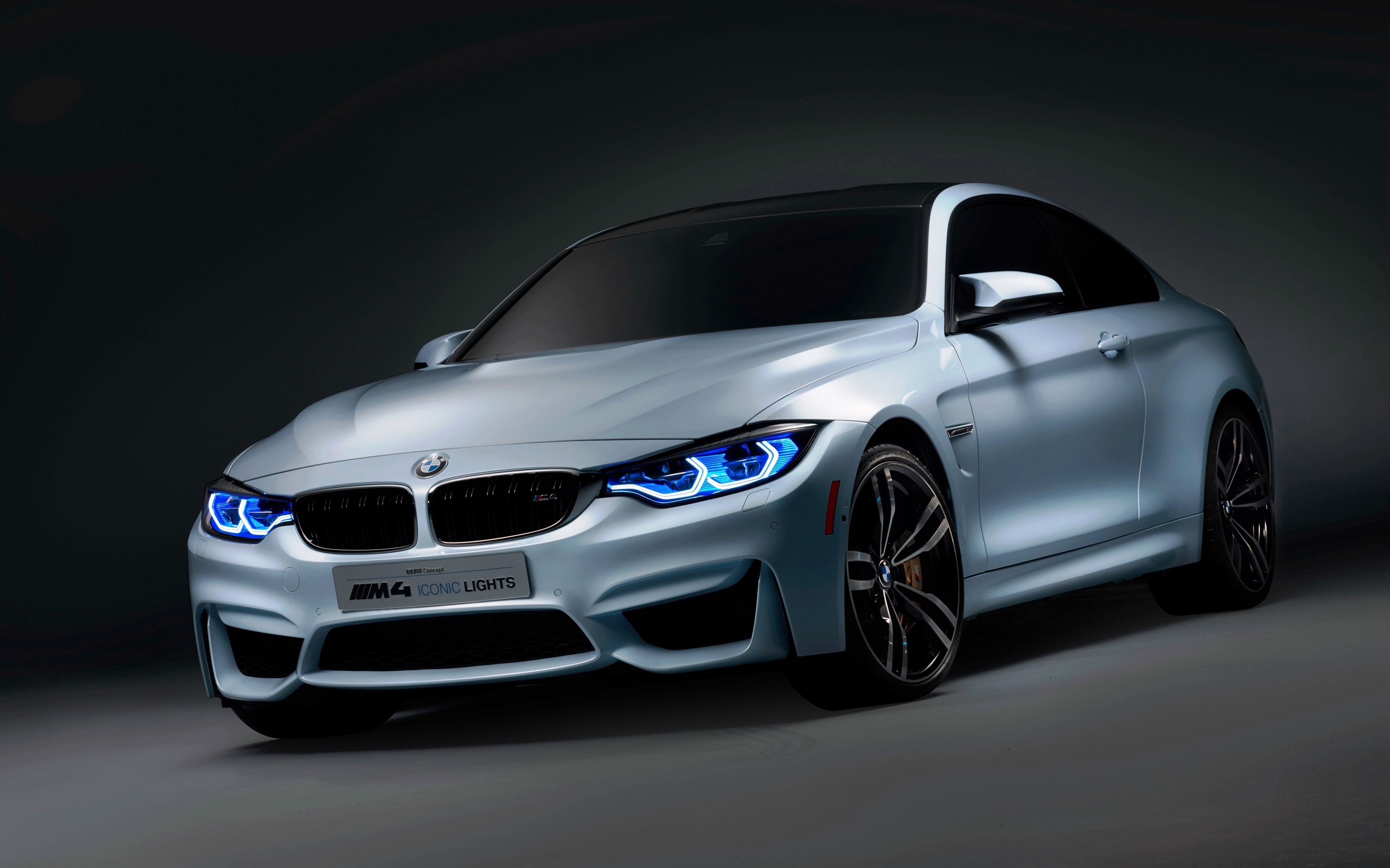 BMW Iconic Lights Concept 4K wallpaper