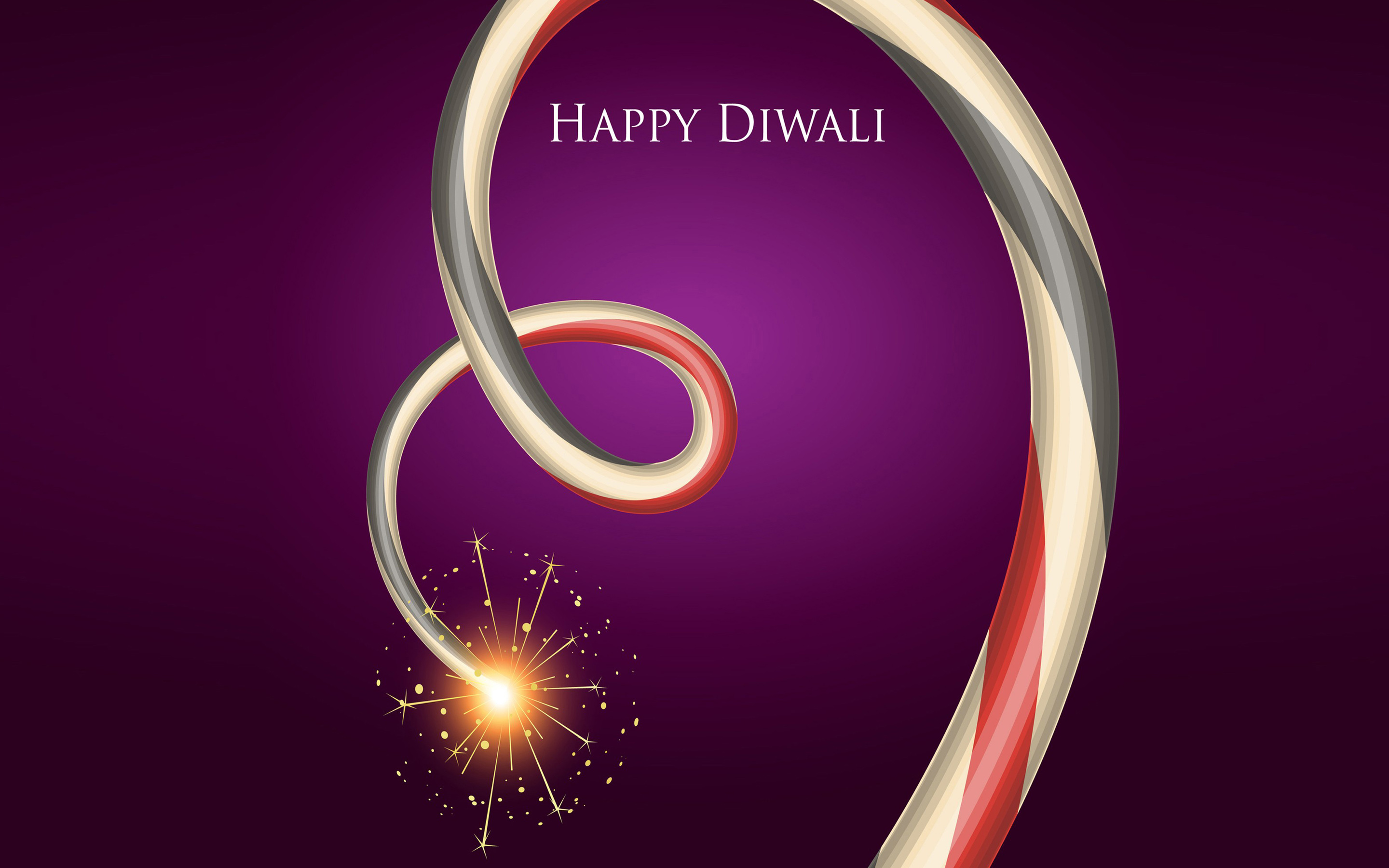 Happy Diwali Fireworks wallpaper