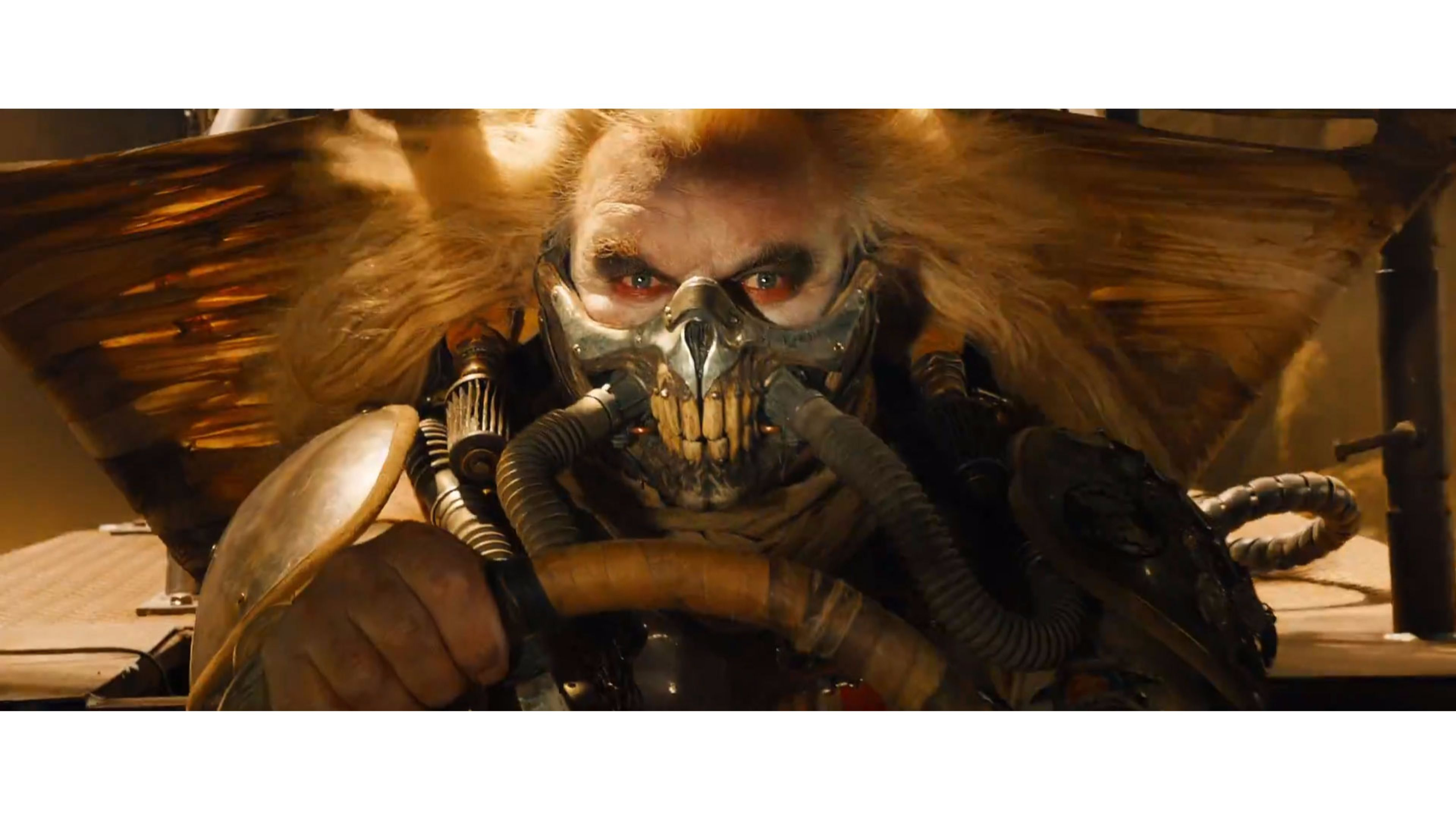 Exclusive Mad Max Fury Road wallpaper