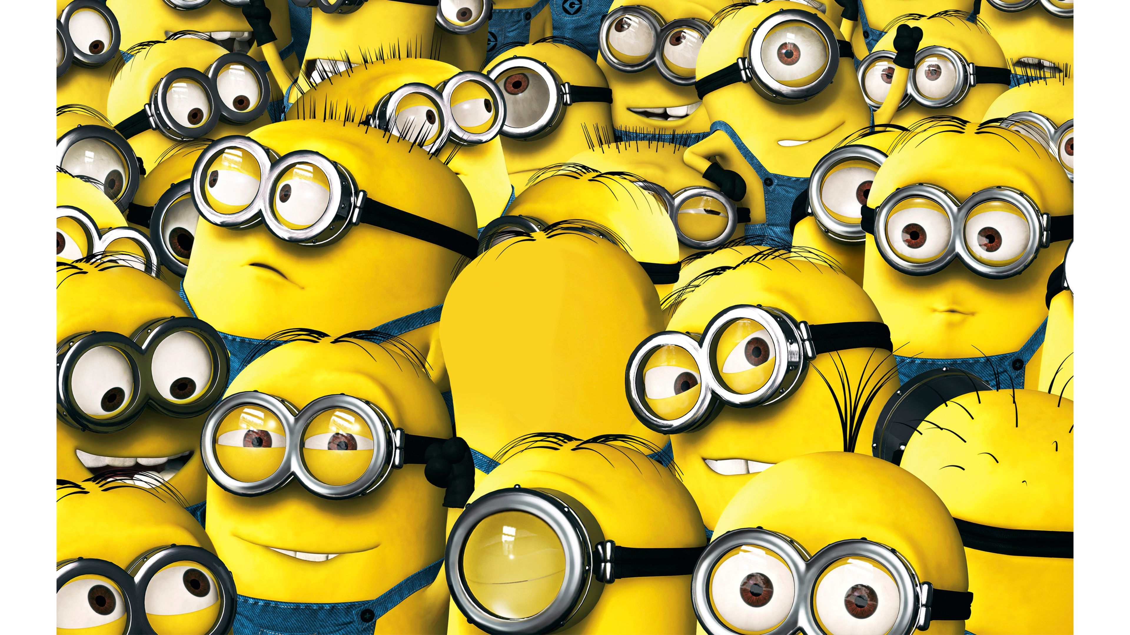 Minions 4k Wallpapers For Your Desktop Or Mobile Screen Free And