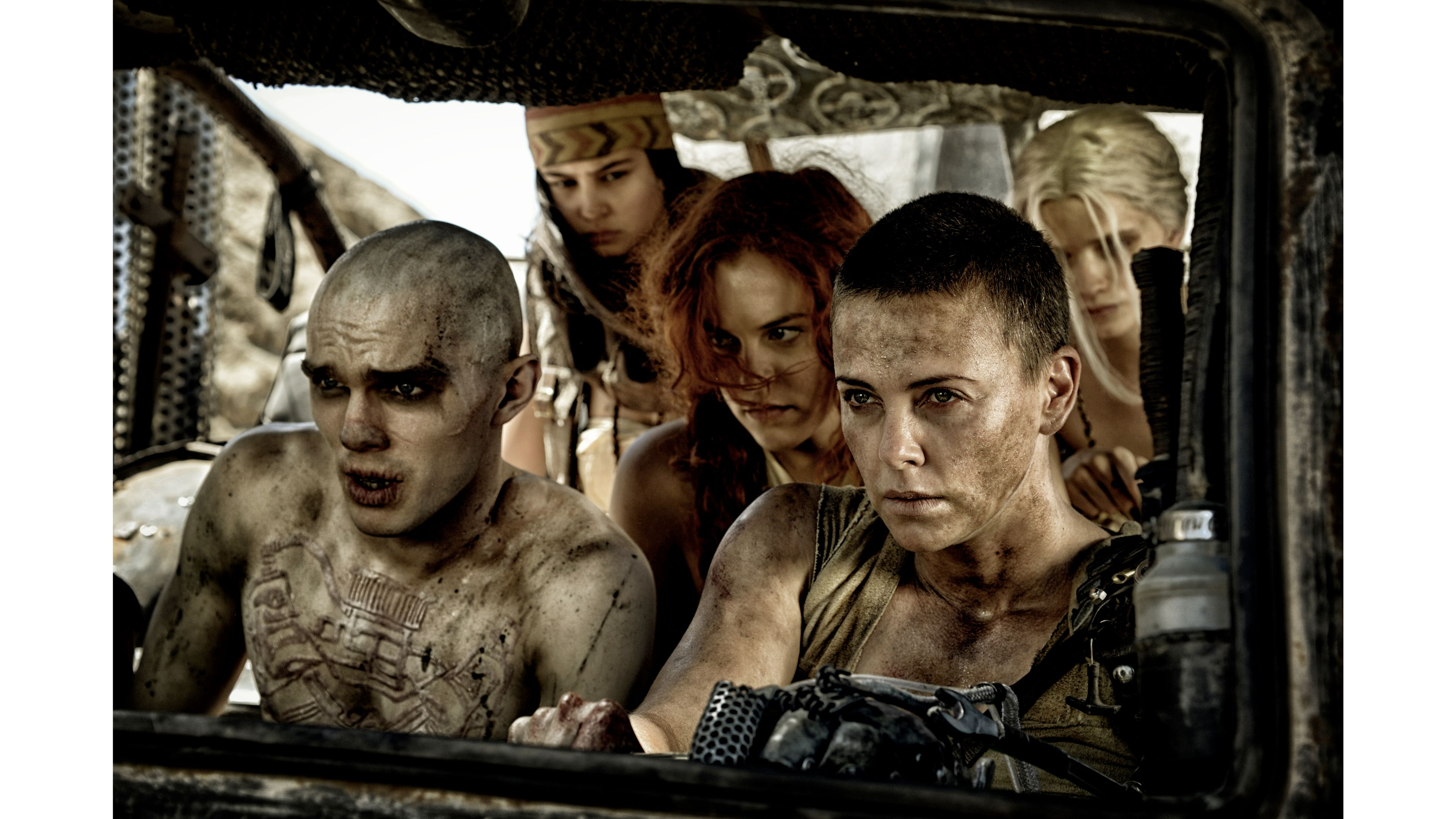 New Mad Max Fury Road wallpaper