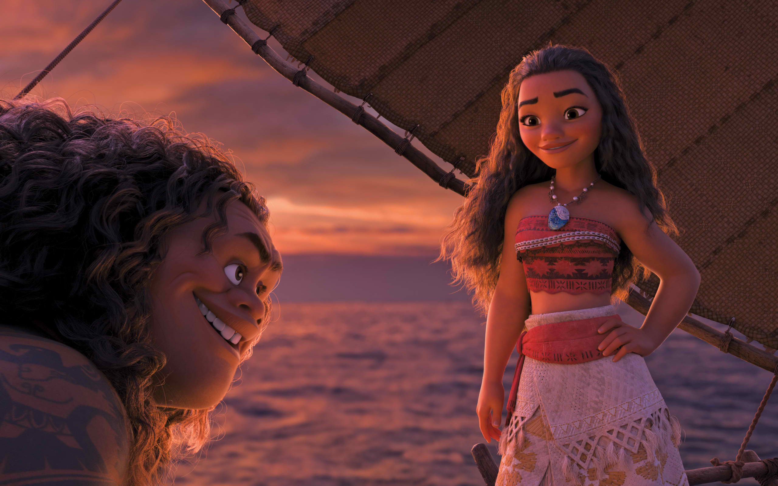 moana 4K wallpapers for your desktop or