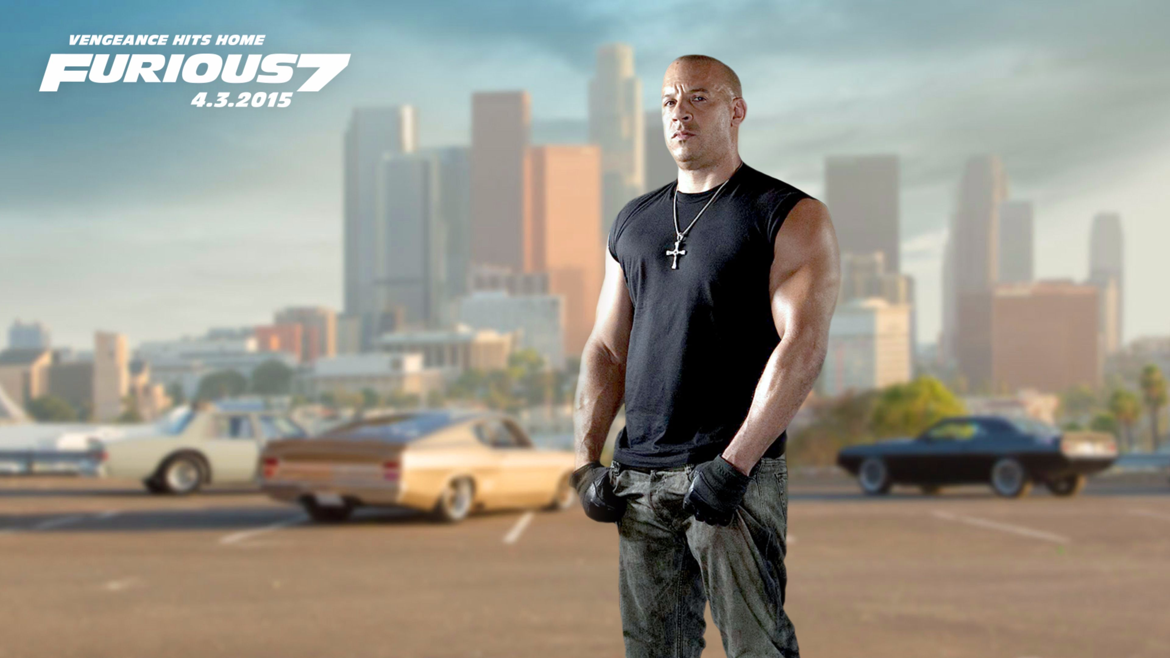 Custom Furious 7 wallpaper