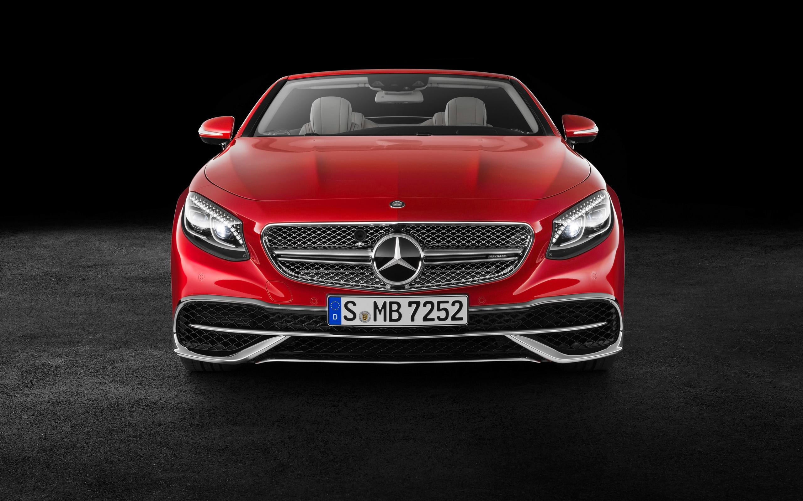 Mercedes Maybach S Cabriolet Hd Wallpaper
