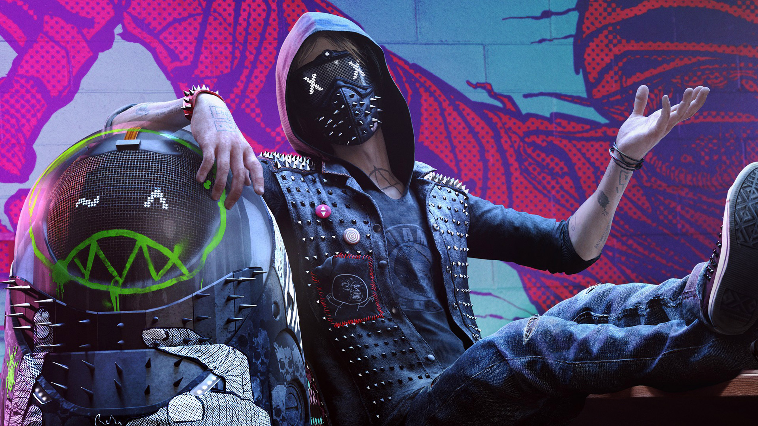 Wrench Watch Dogs 2 HD...