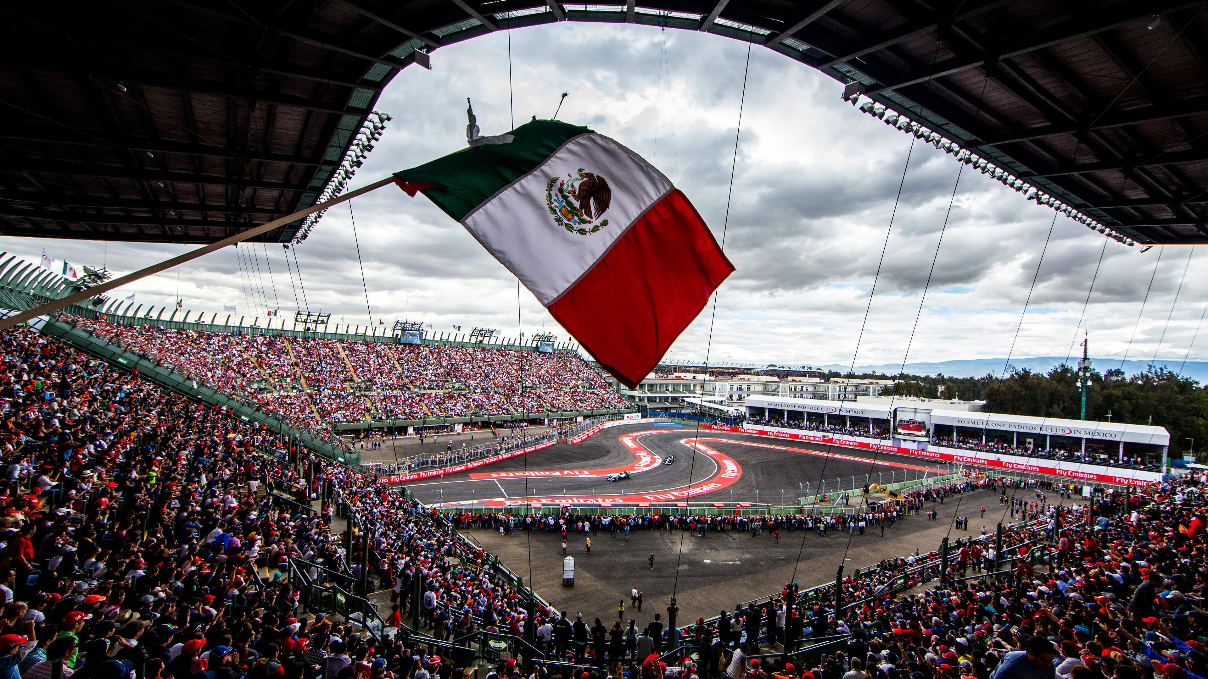 Mexican GP - Stadium Section wallpaper