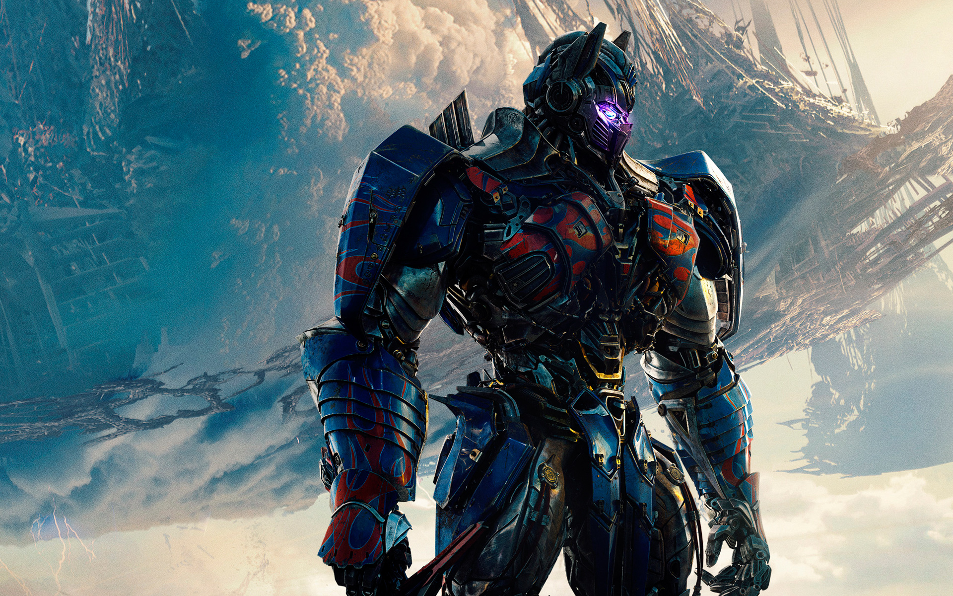 Optimus Prime Transformers The Last Knight wallpaper