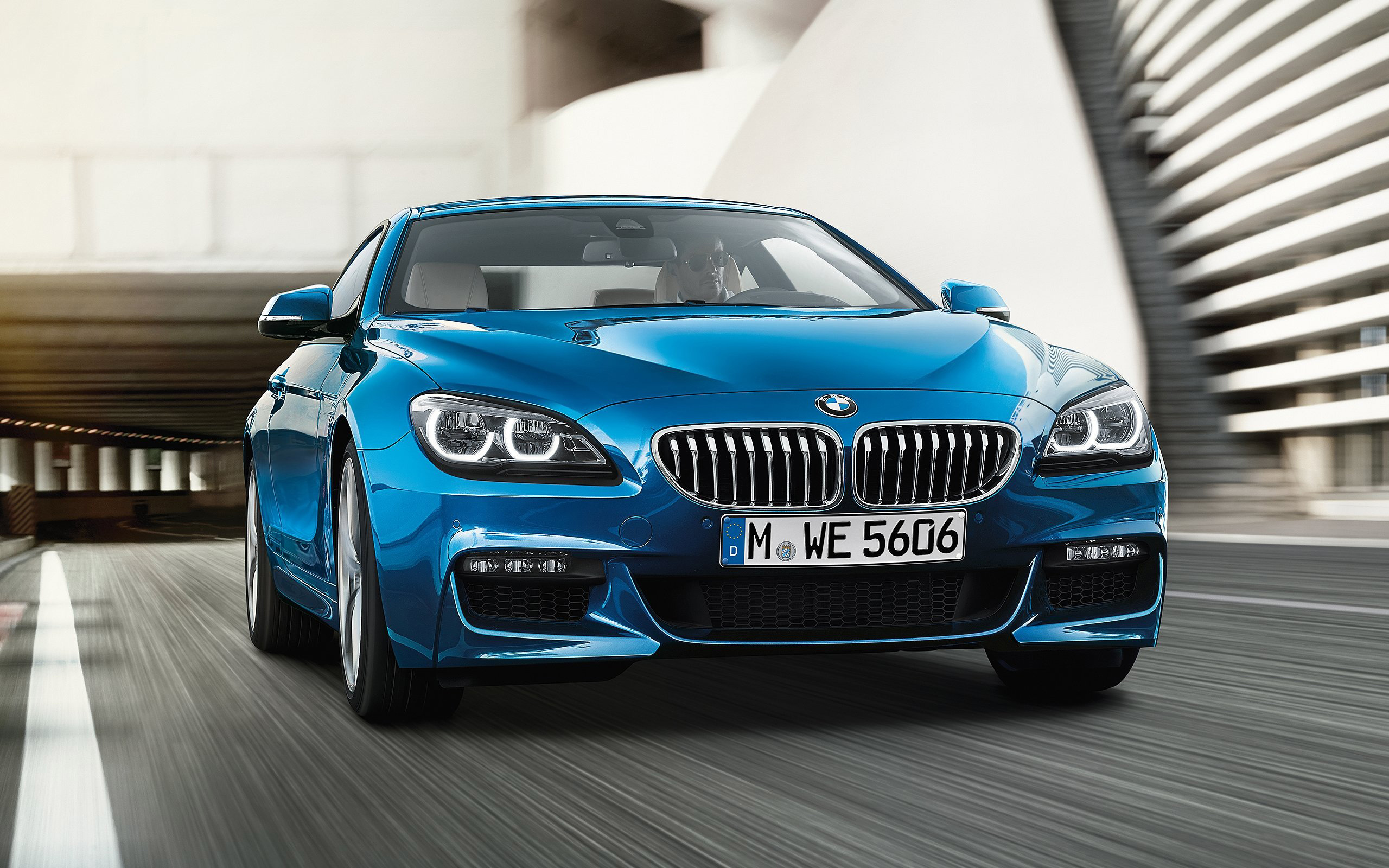 BMW 640i Coupe wallpaper