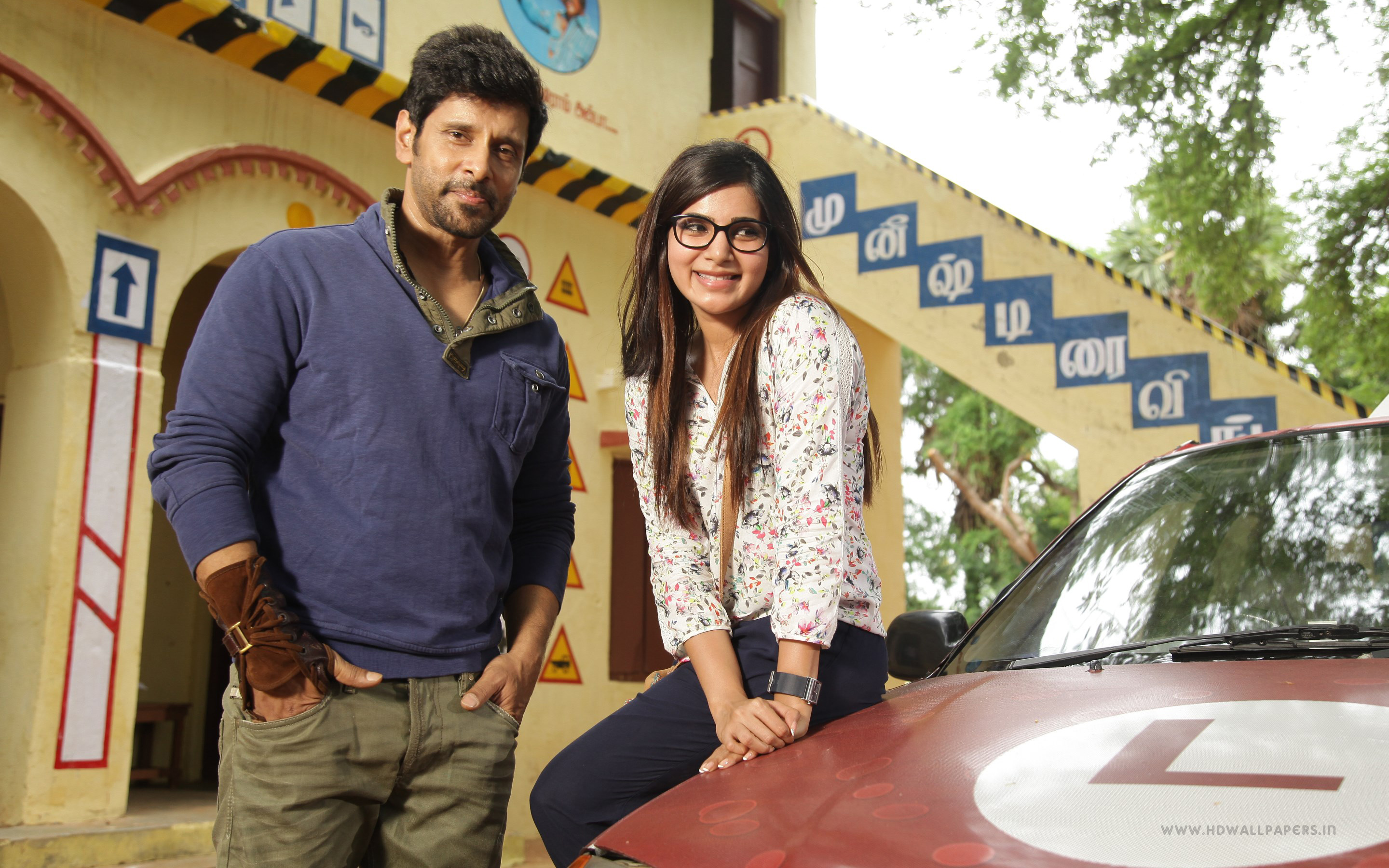 Endrathukulla Tamil Movie wallpaper