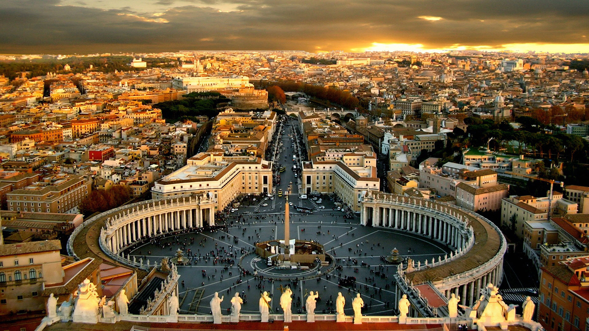 Catholic Church Vatican wallpaper