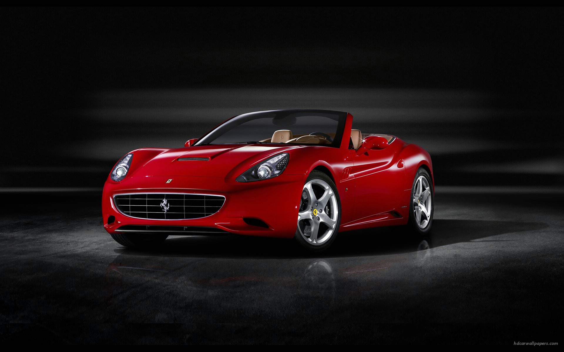 Ferrari California 6 wallpaper