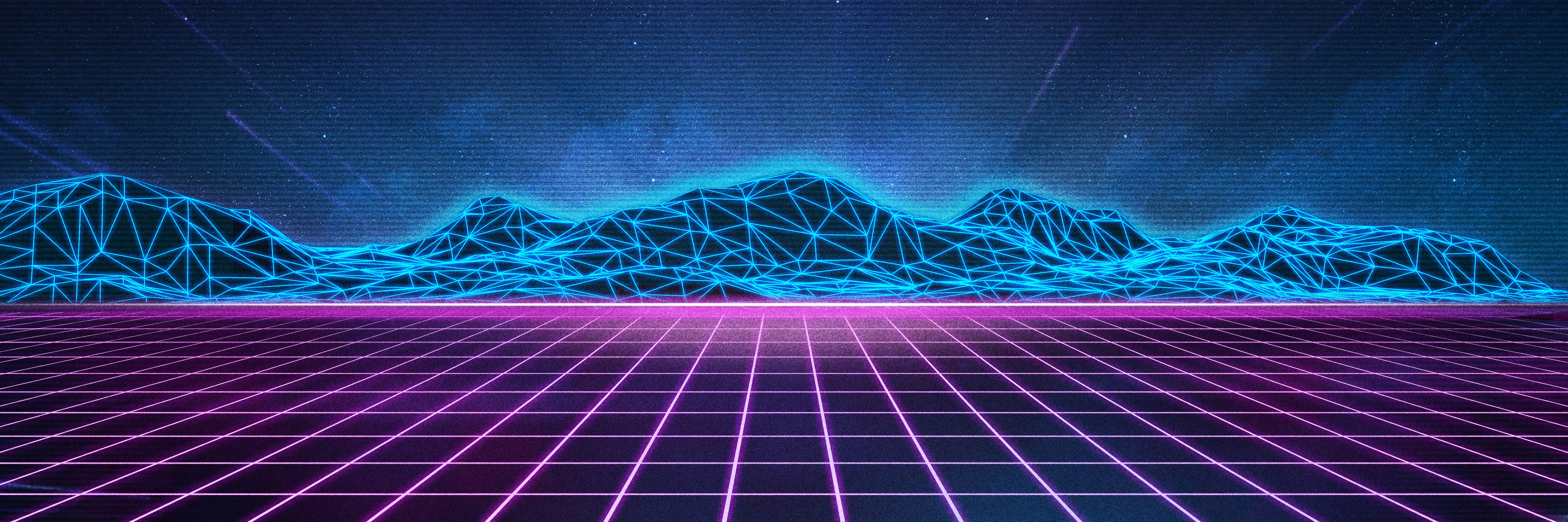 synthwave 4K wallpapers for your desktop or mobile screen