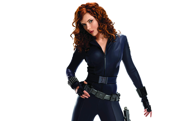 Black Widow Scarlett Johansson Wallpaper