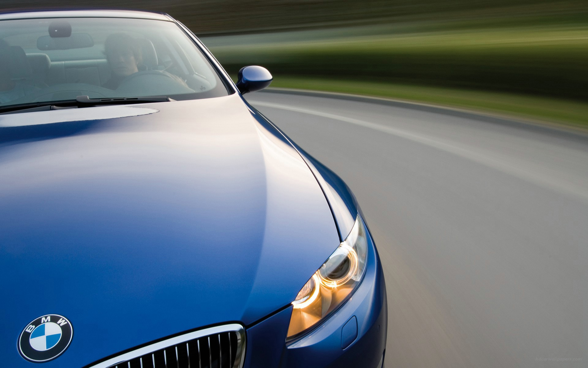 BMW Series Coupe 3 wallpaper