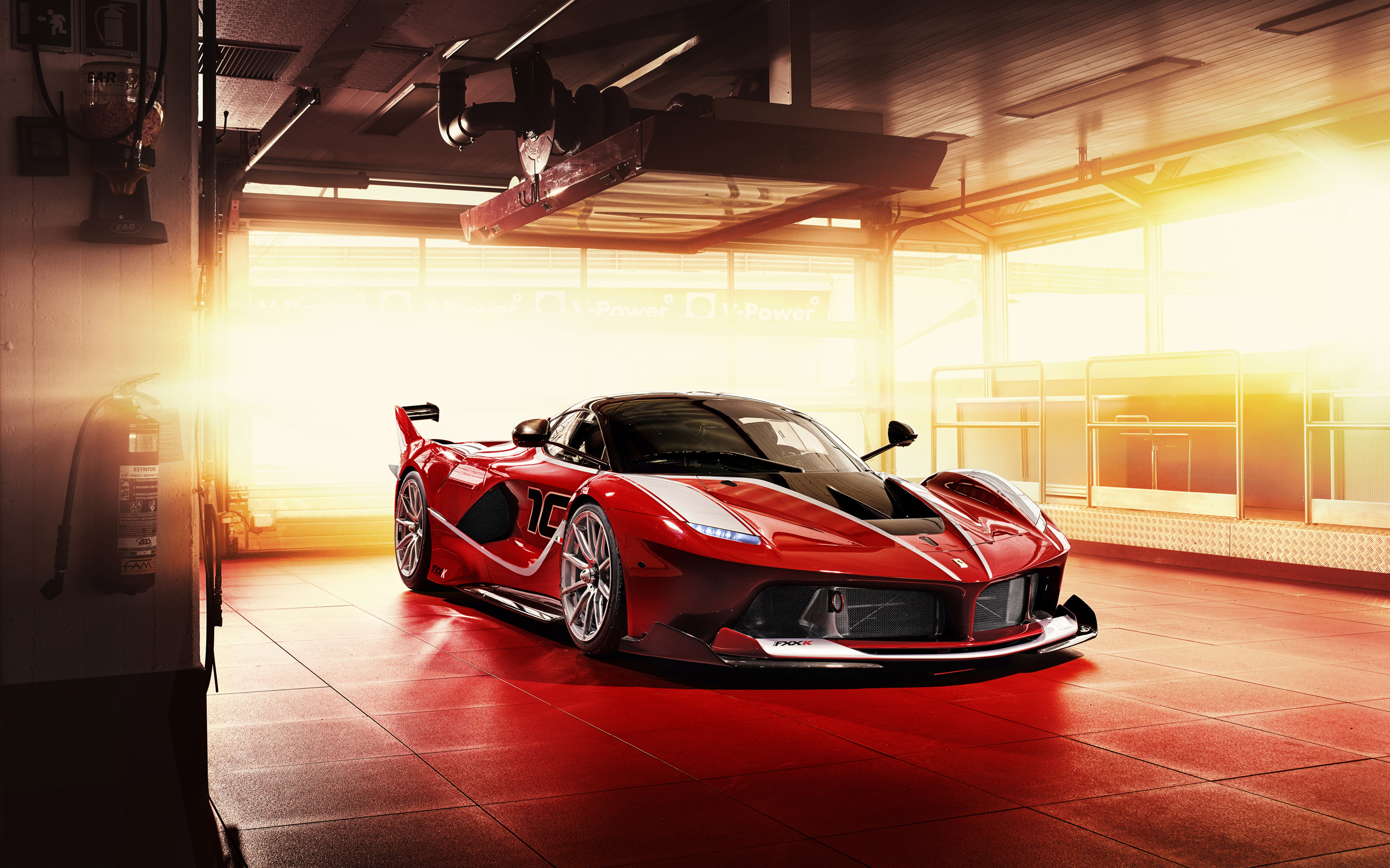 Ferrari FXX K 2015 wallpaper