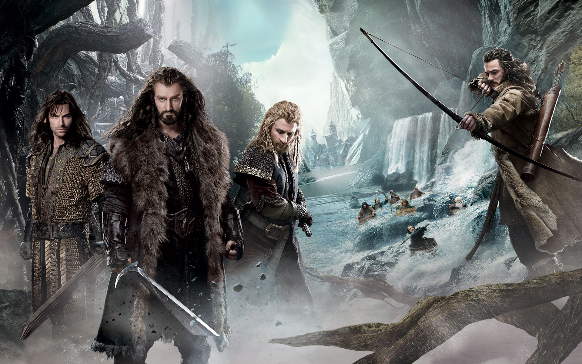 The Hobbit Movie wallpaper