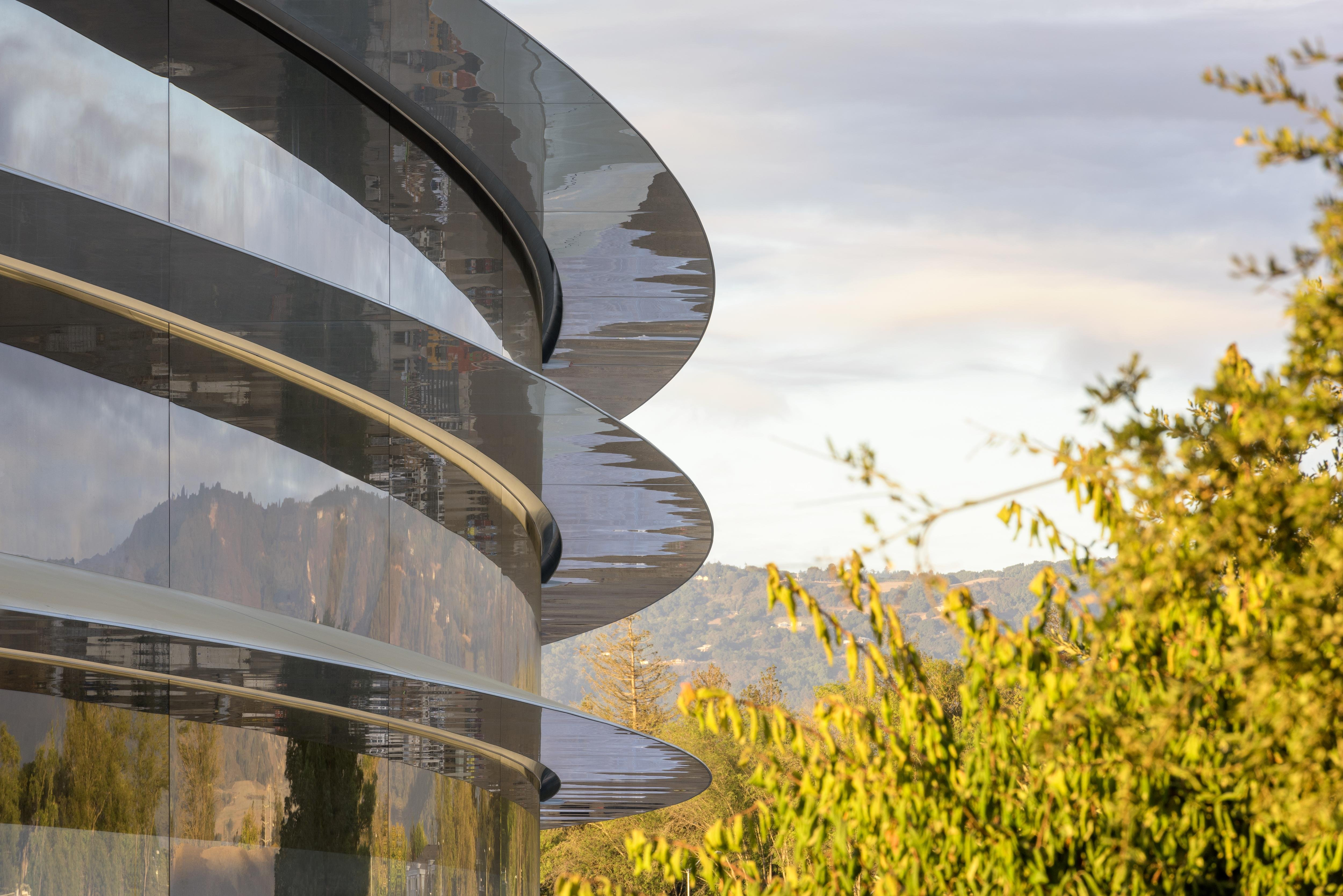 Apple Park wallpaper