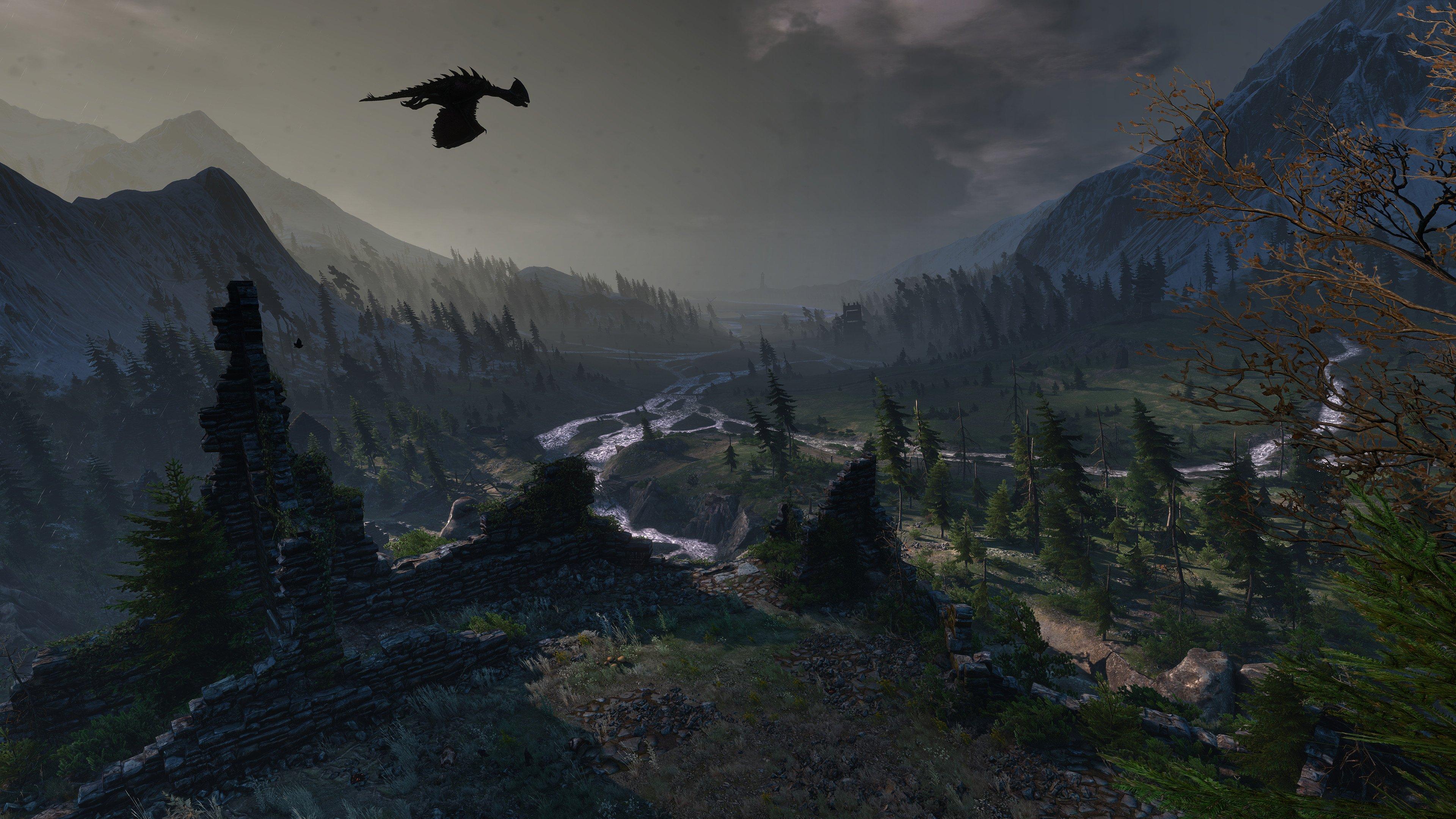 Witcher 3 Wild Hunt 4k Wallpaper