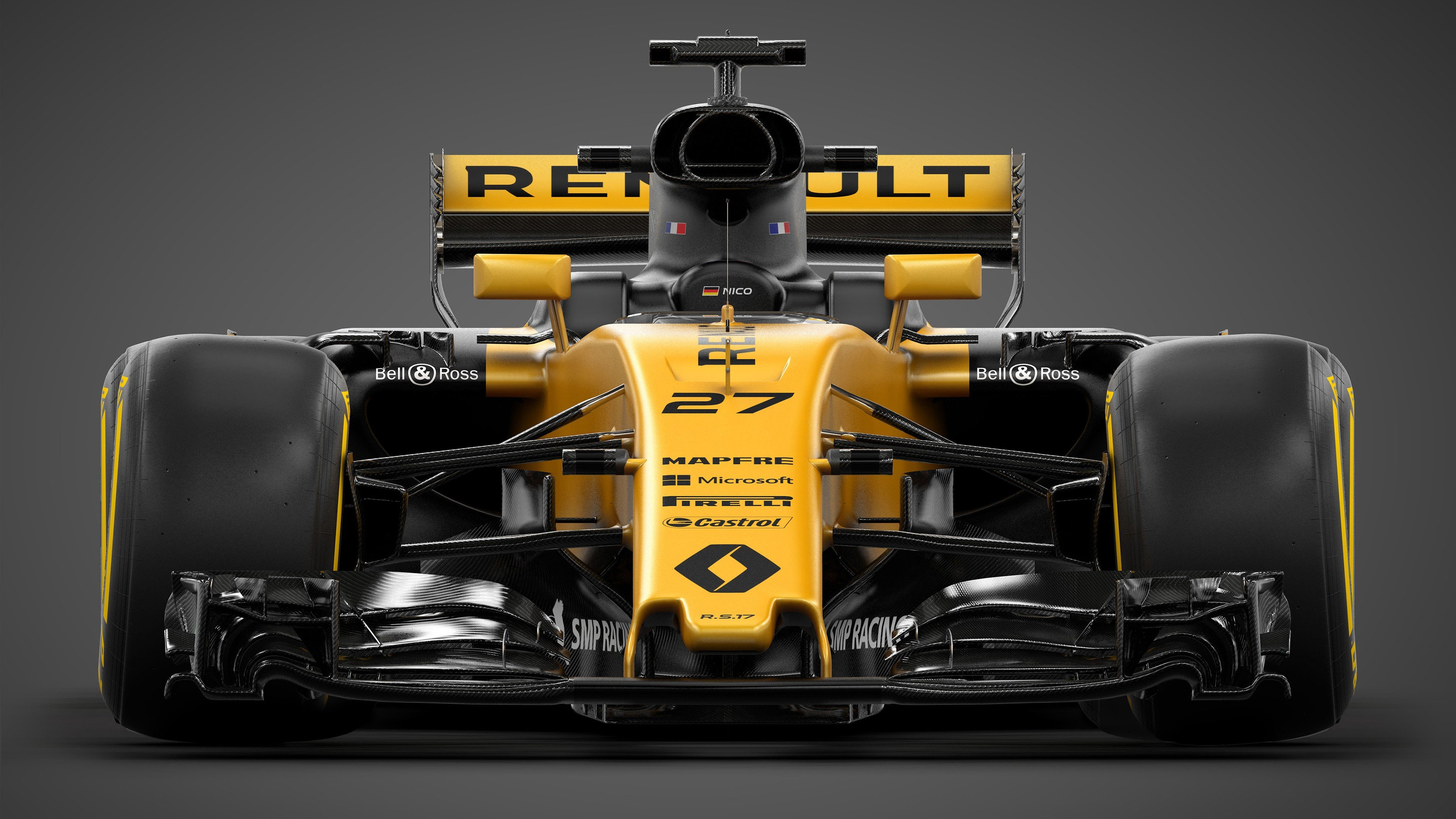 RENAULT RS FORMULA ONE wallpaper