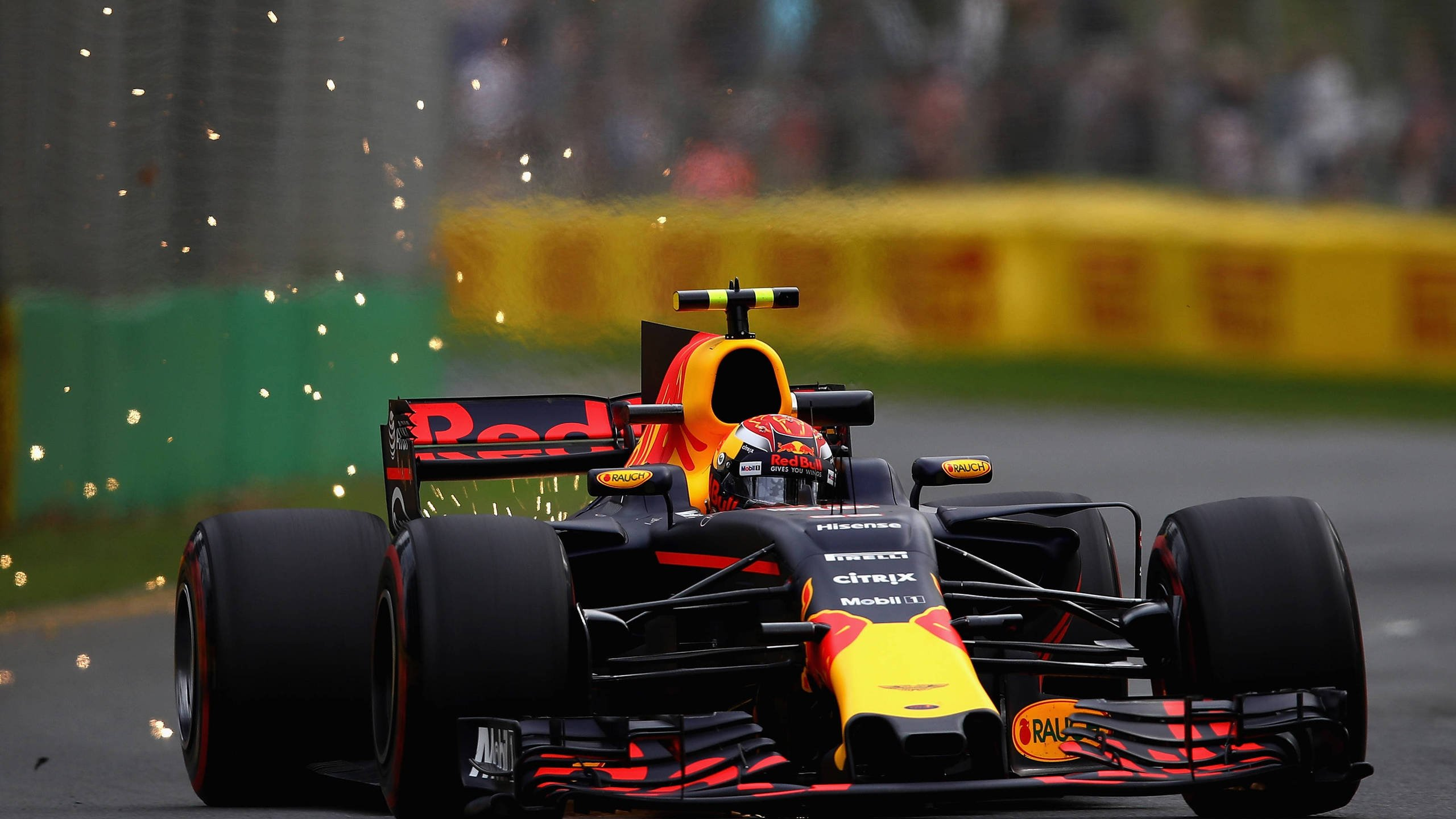 Wallpaper f1 red bull 2017