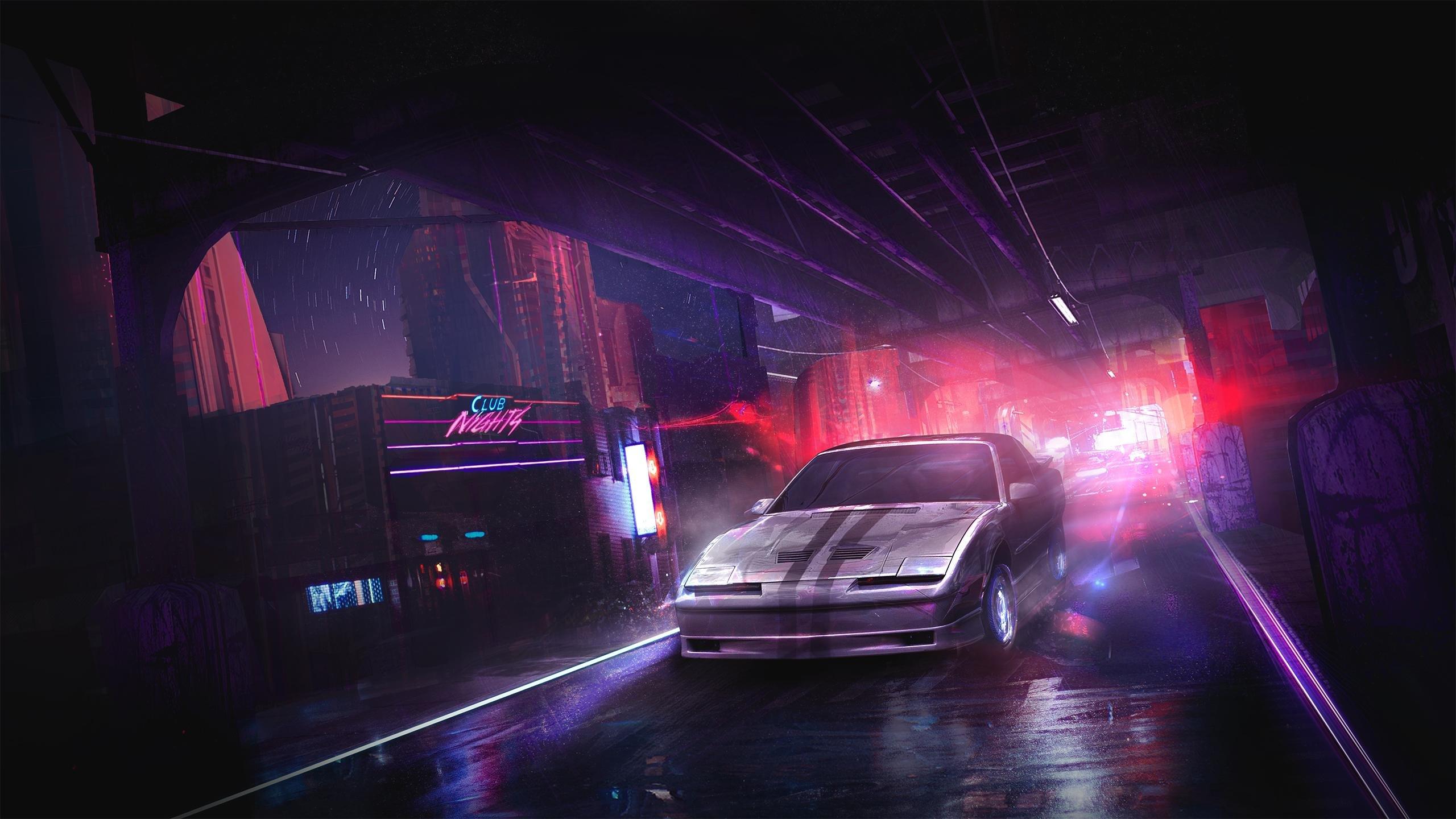 Neon Hd Wallpaper