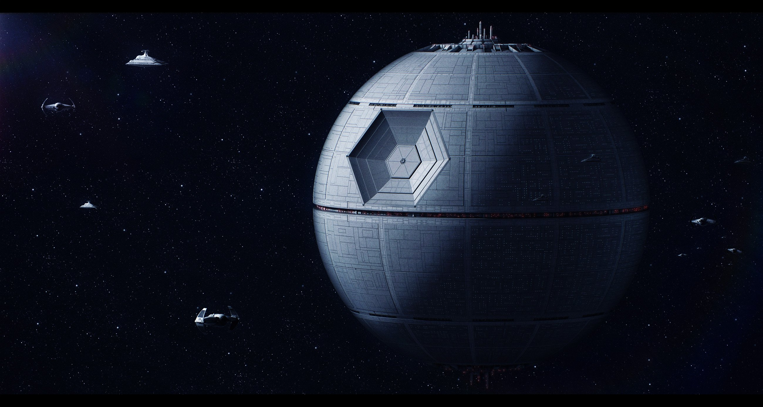 Tarkins Death Star Wallpaper