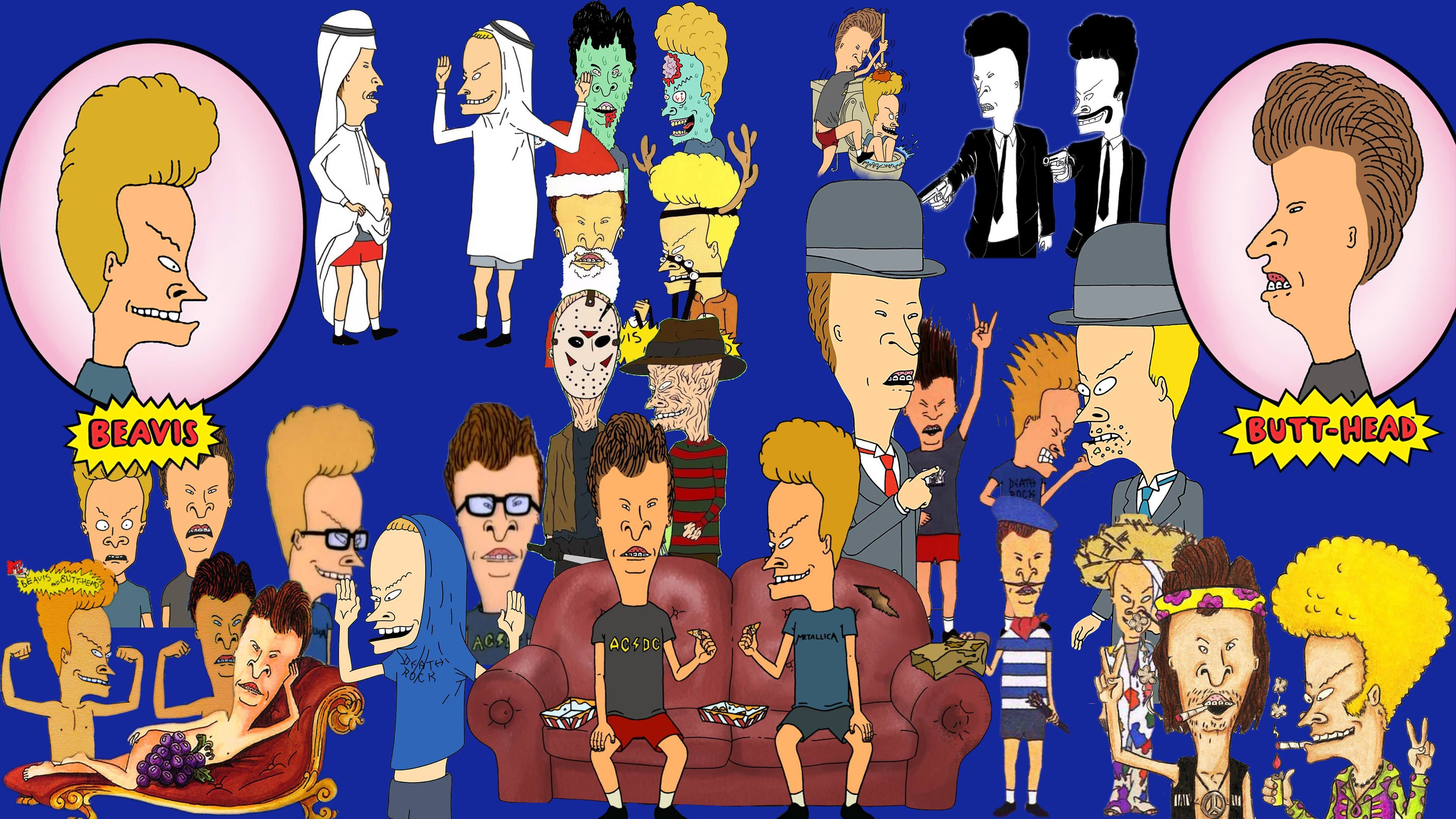 Butthead 4k Wallpapers For Your Desktop Or Mobile Screen Free And