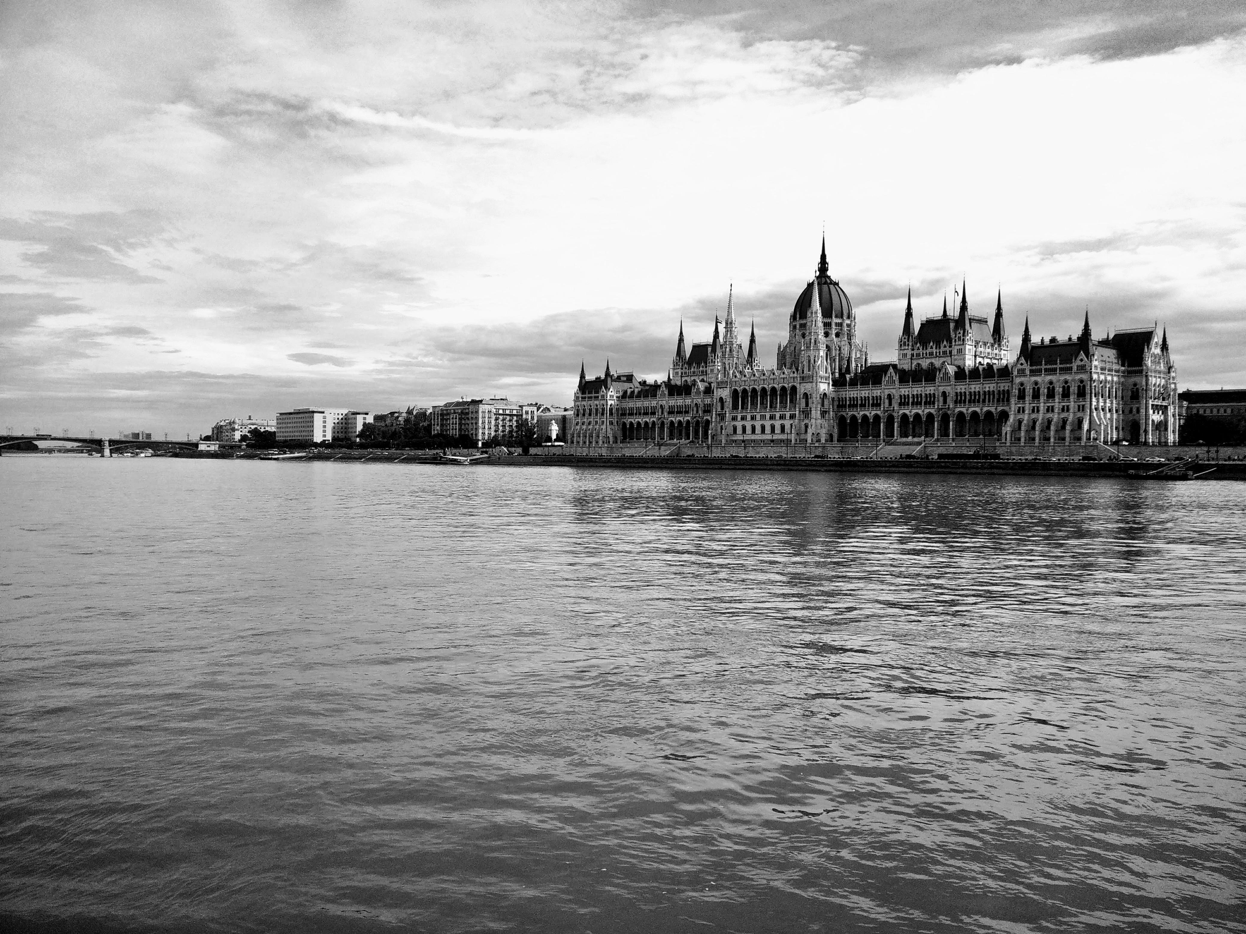 House of the Parliament Budapest Hungary wallpaper
