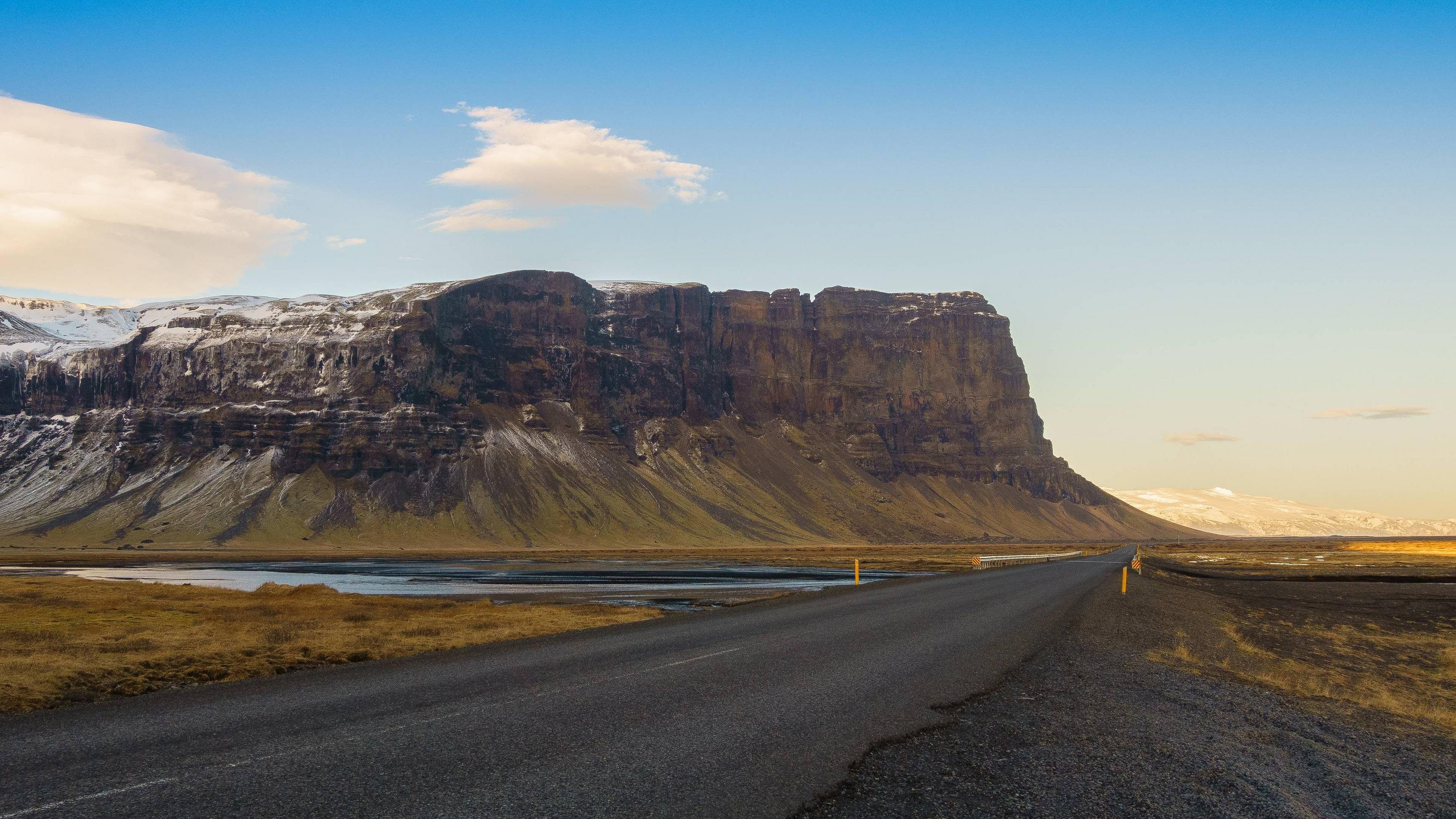 Iceland Road #1 wallpaper
