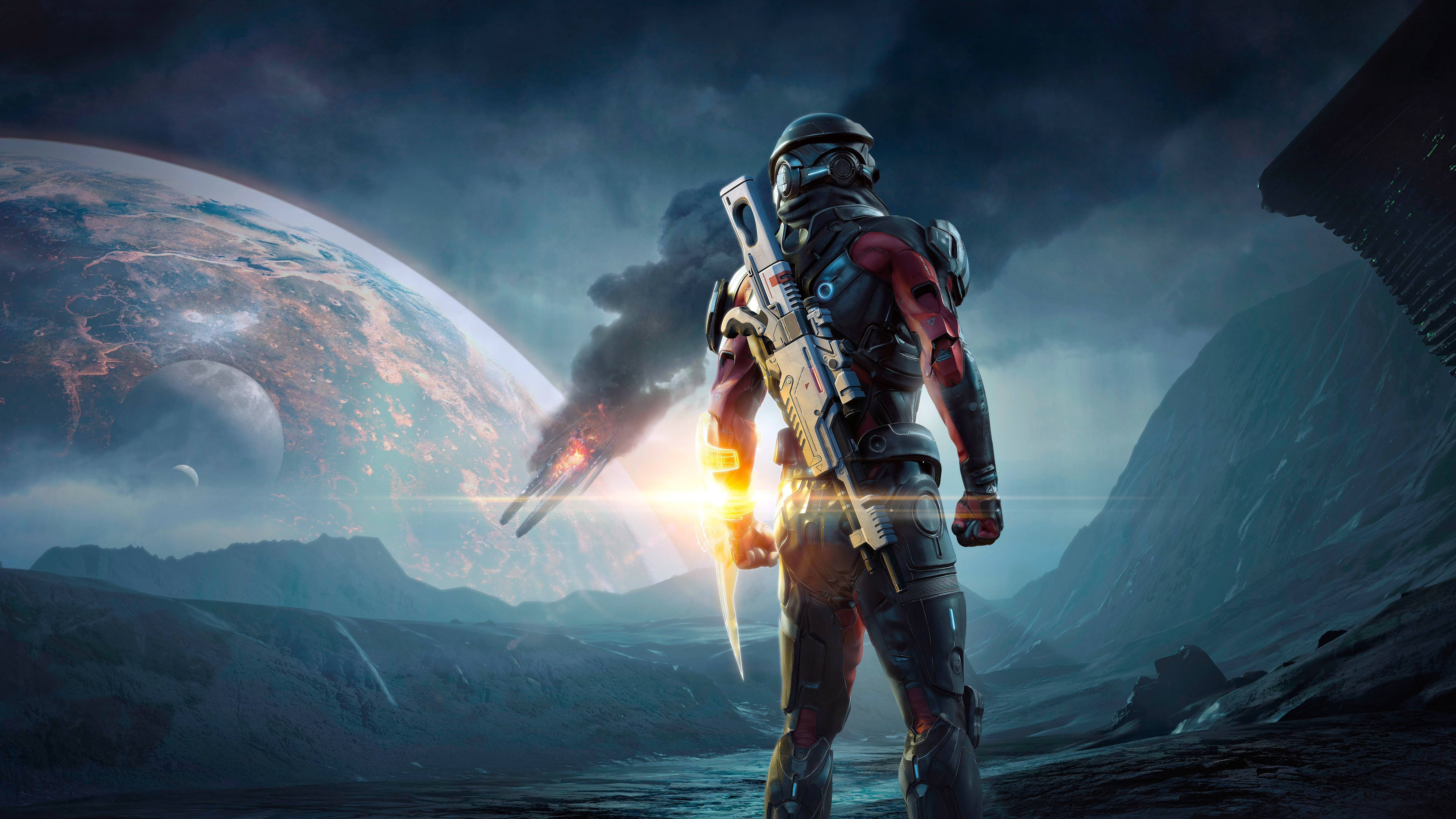 Mass Effect Andromeda Desktop Wallpaper: Mass Wallpapers, Photos And Desktop Backgrounds Up To 8K