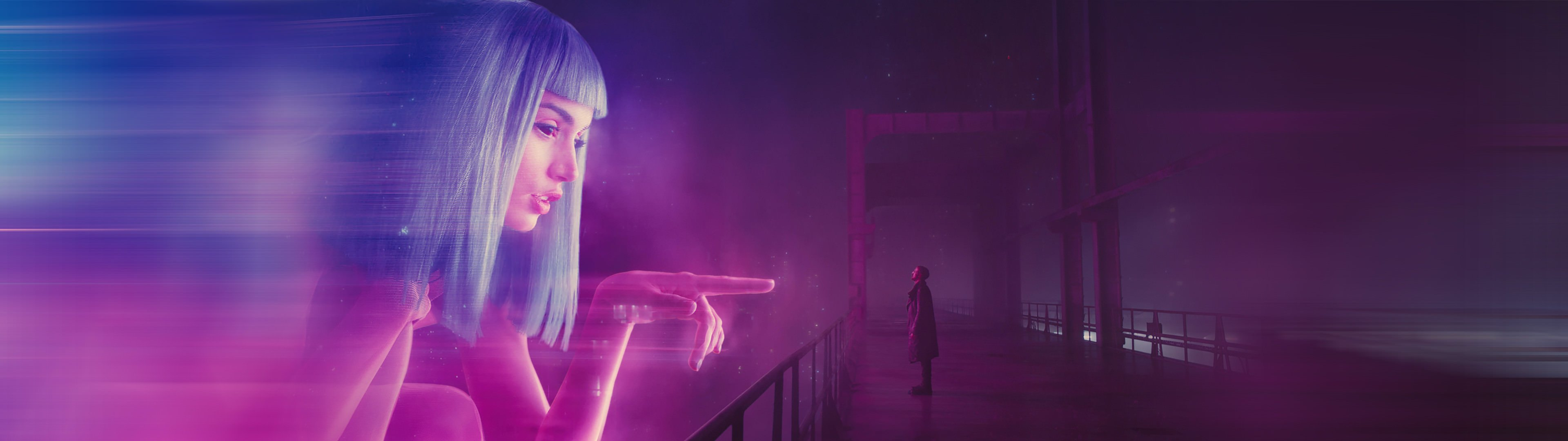 Blade Runner Ultrawide Wallpaper