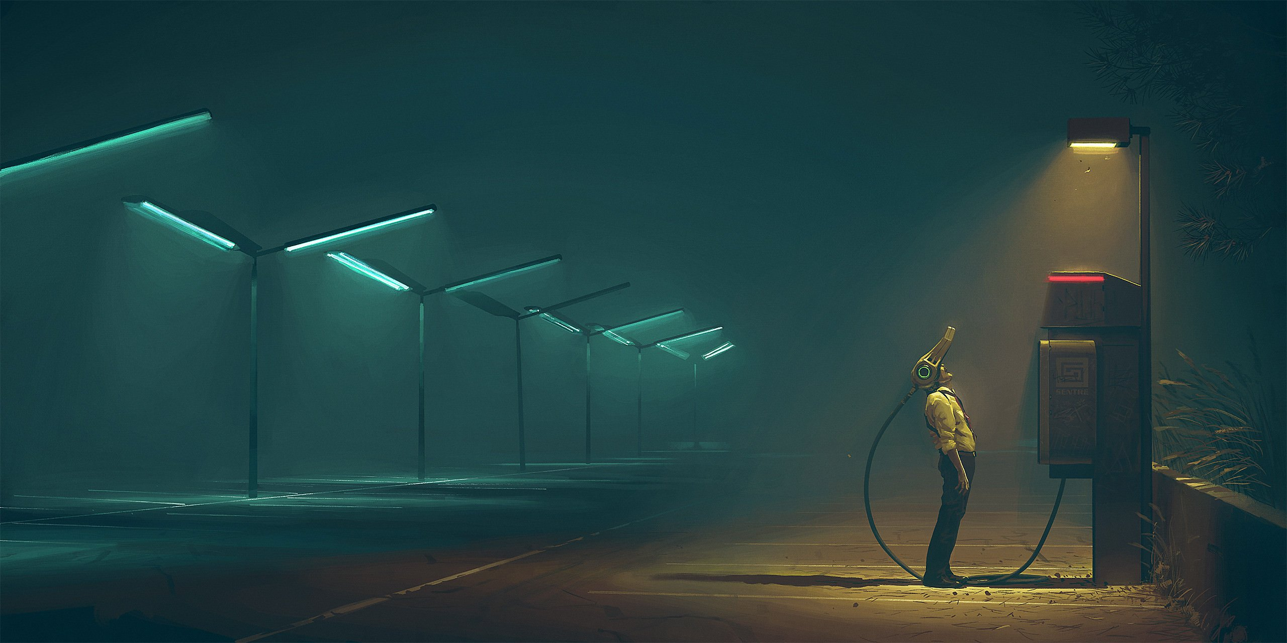 Charging HD Wallpaper