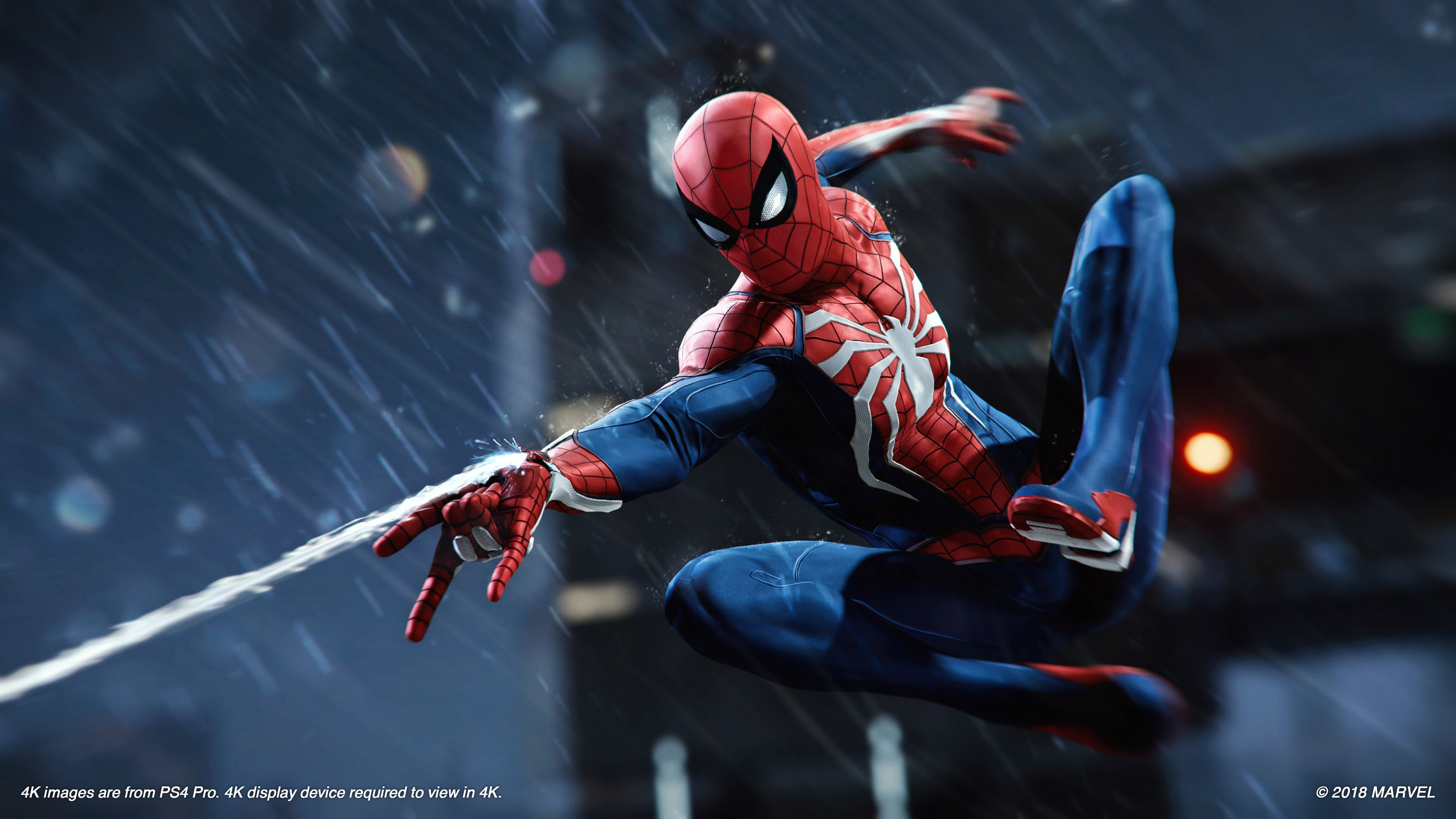 Spiderman 4k Wallpapers For Your Desktop Or Mobile Screen
