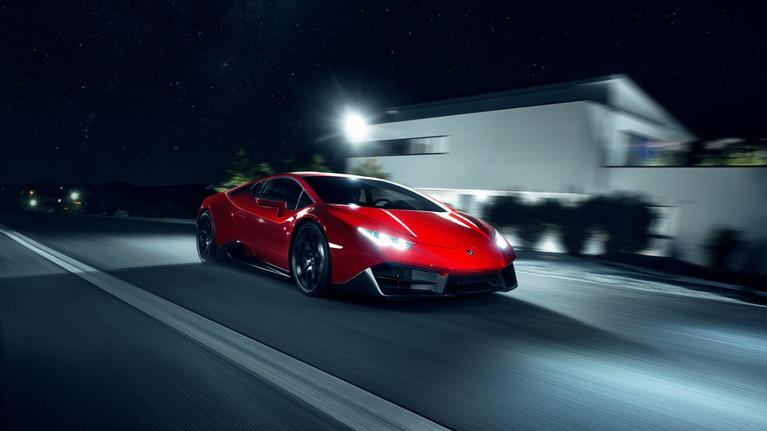 Lamborghini Huracán Hd Wallpaper