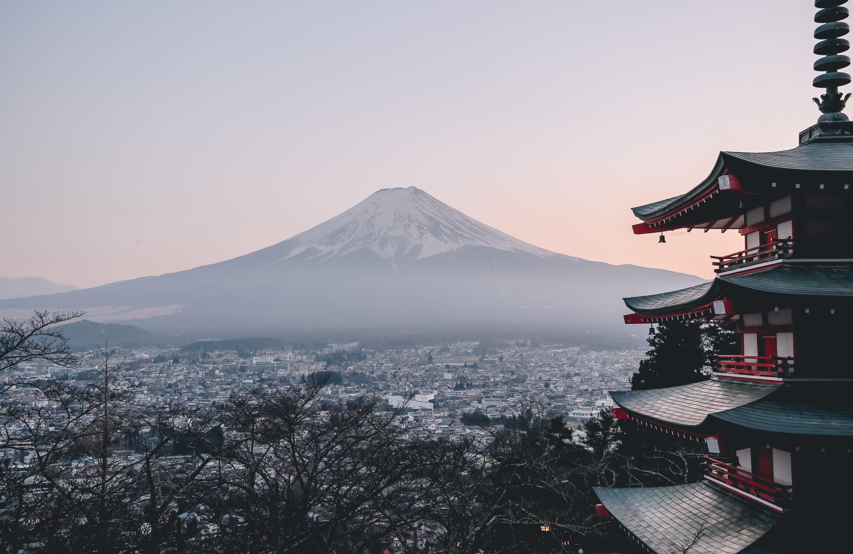 Fuji 4k Wallpapers For Your Desktop Or Mobile Screen Free