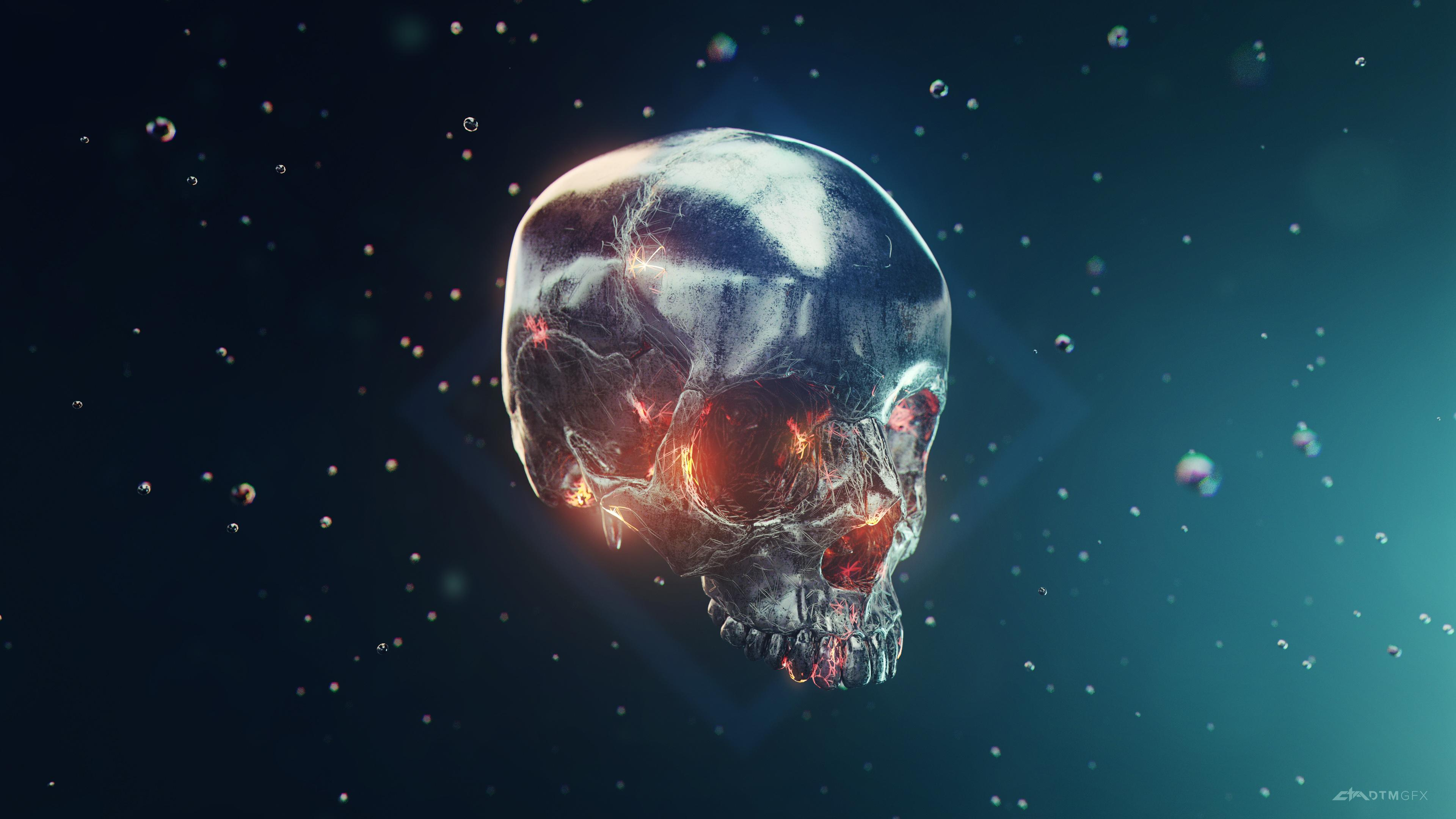 Skull 4k Wallpapers For Your Desktop Or Mobile Screen Free And