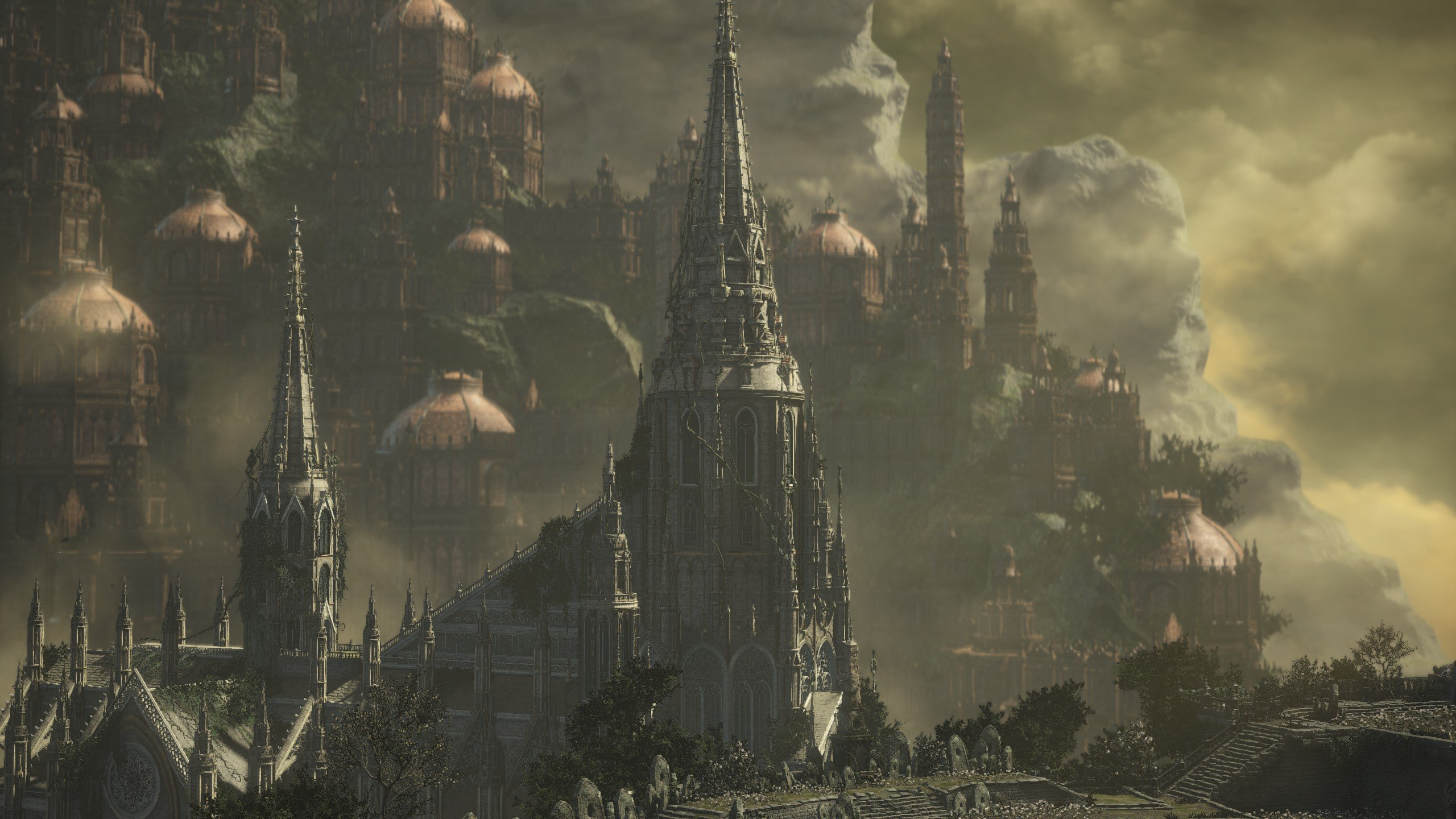The Ringed City Wallpaper: City Wallpapers, Photos And Desktop Backgrounds Up To 8K
