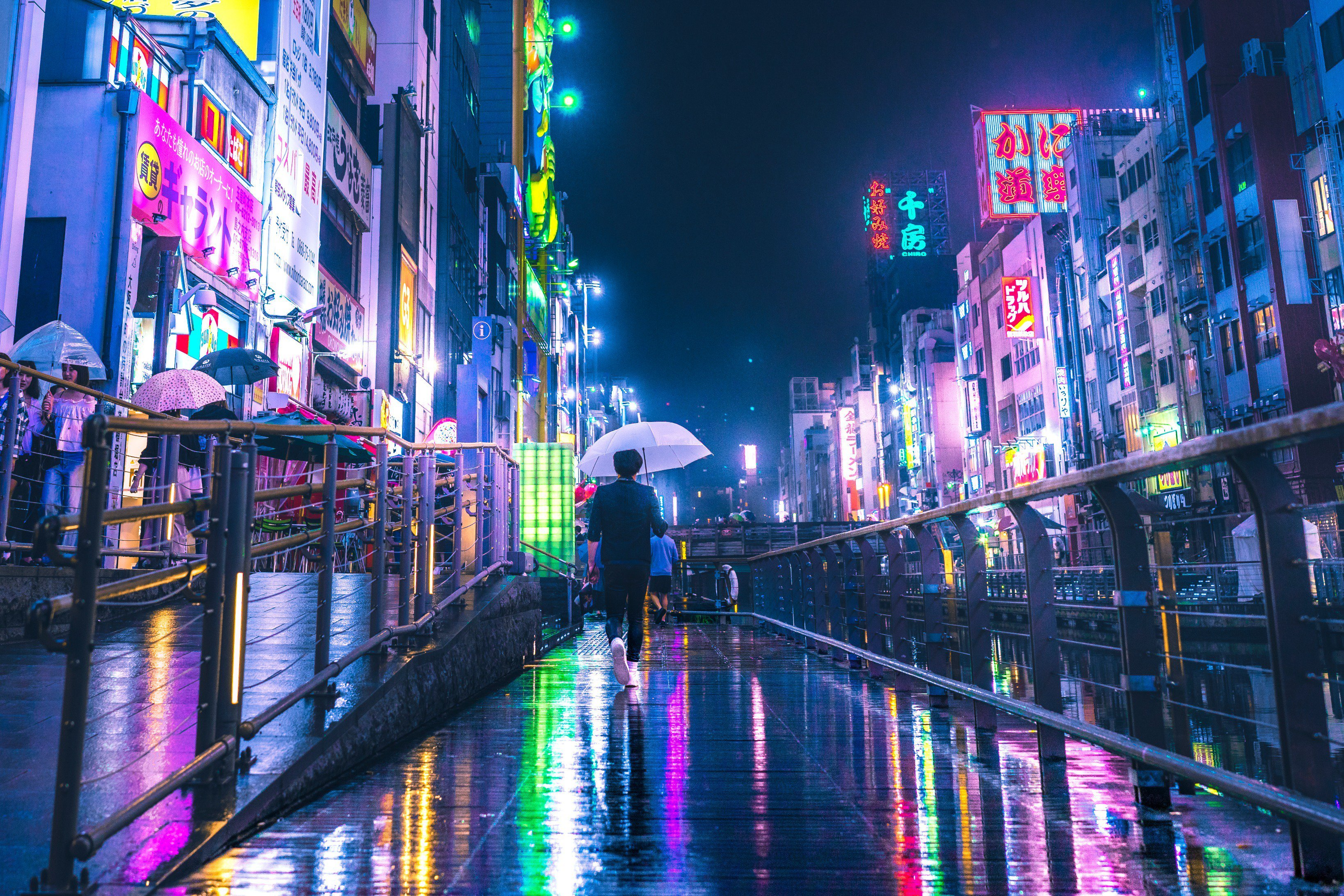 Osaka 4K wallpapers for your desktop or mobile screen free ...