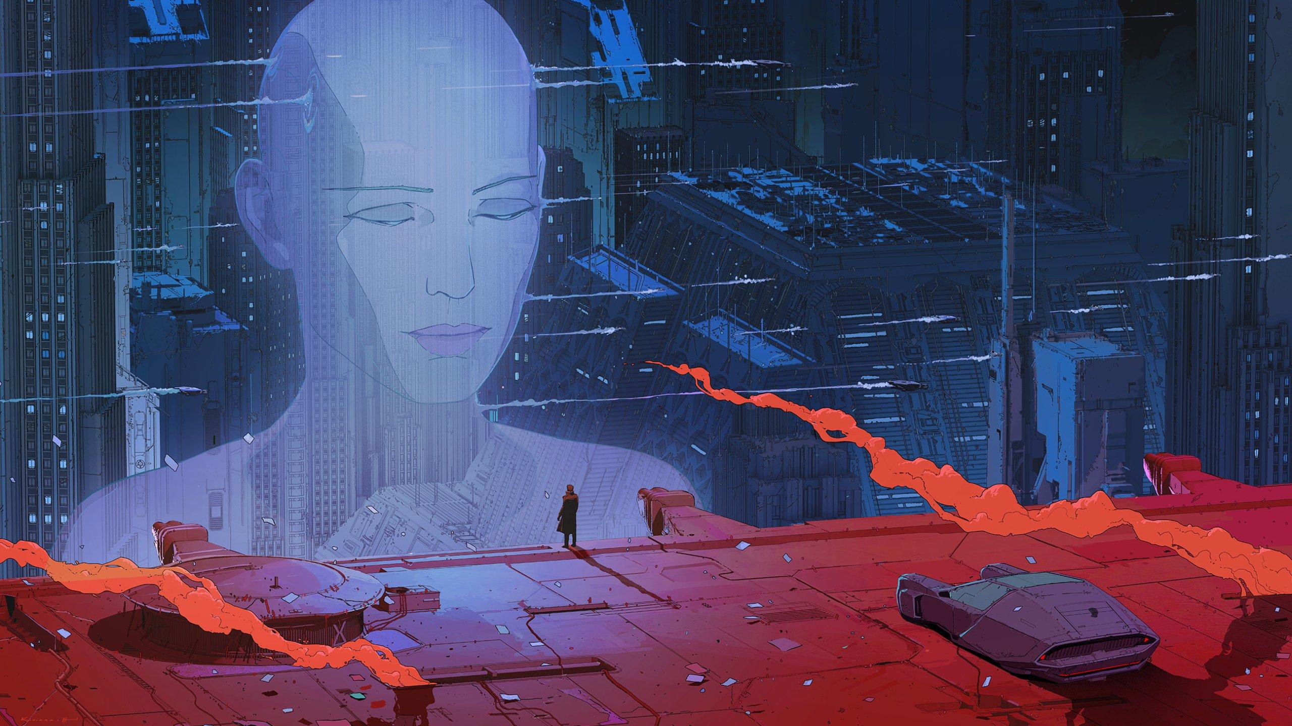 Blade Runner 2049 Hd Wallpaper