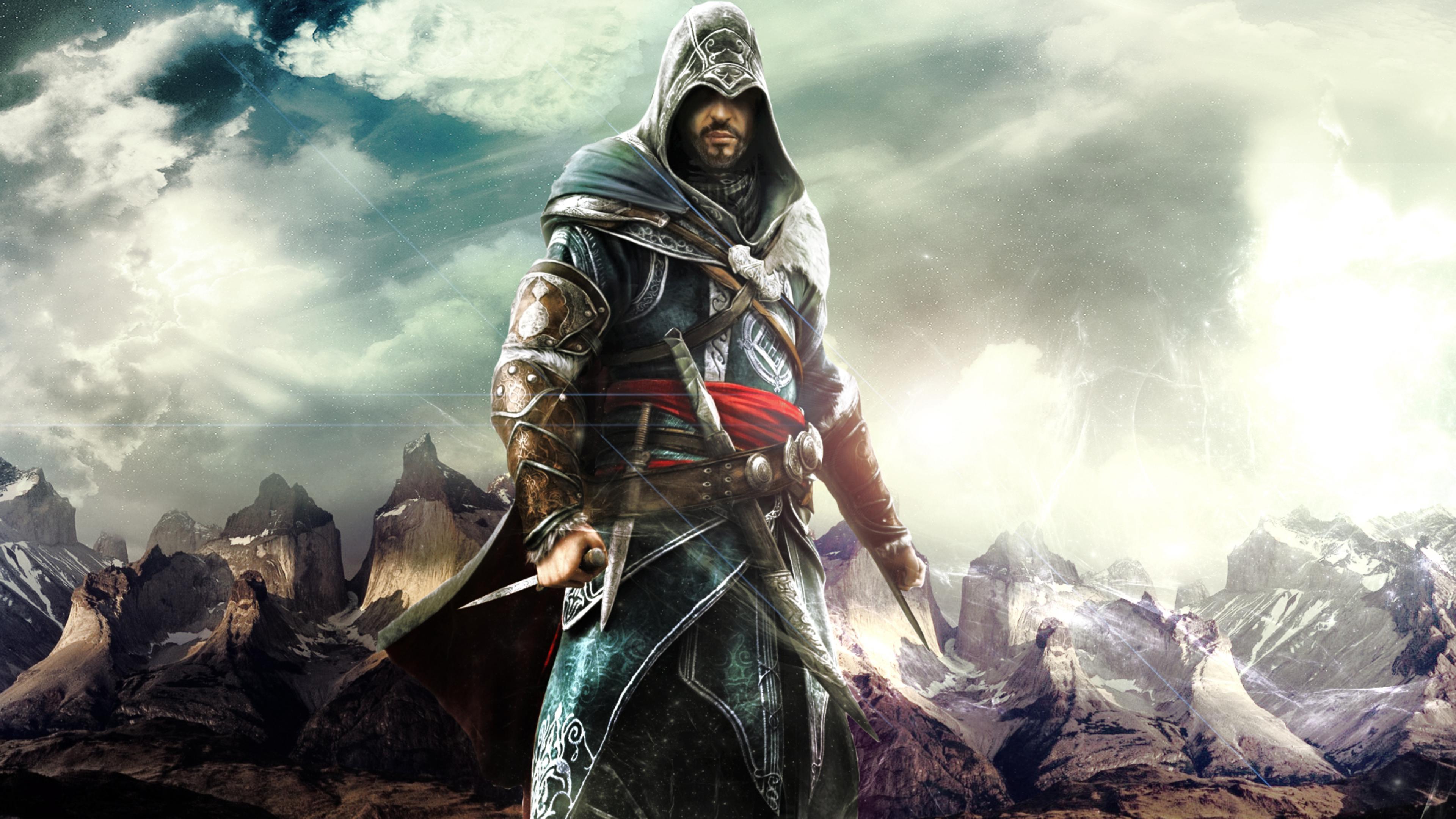 Assassins Creed 4k Wallpaper