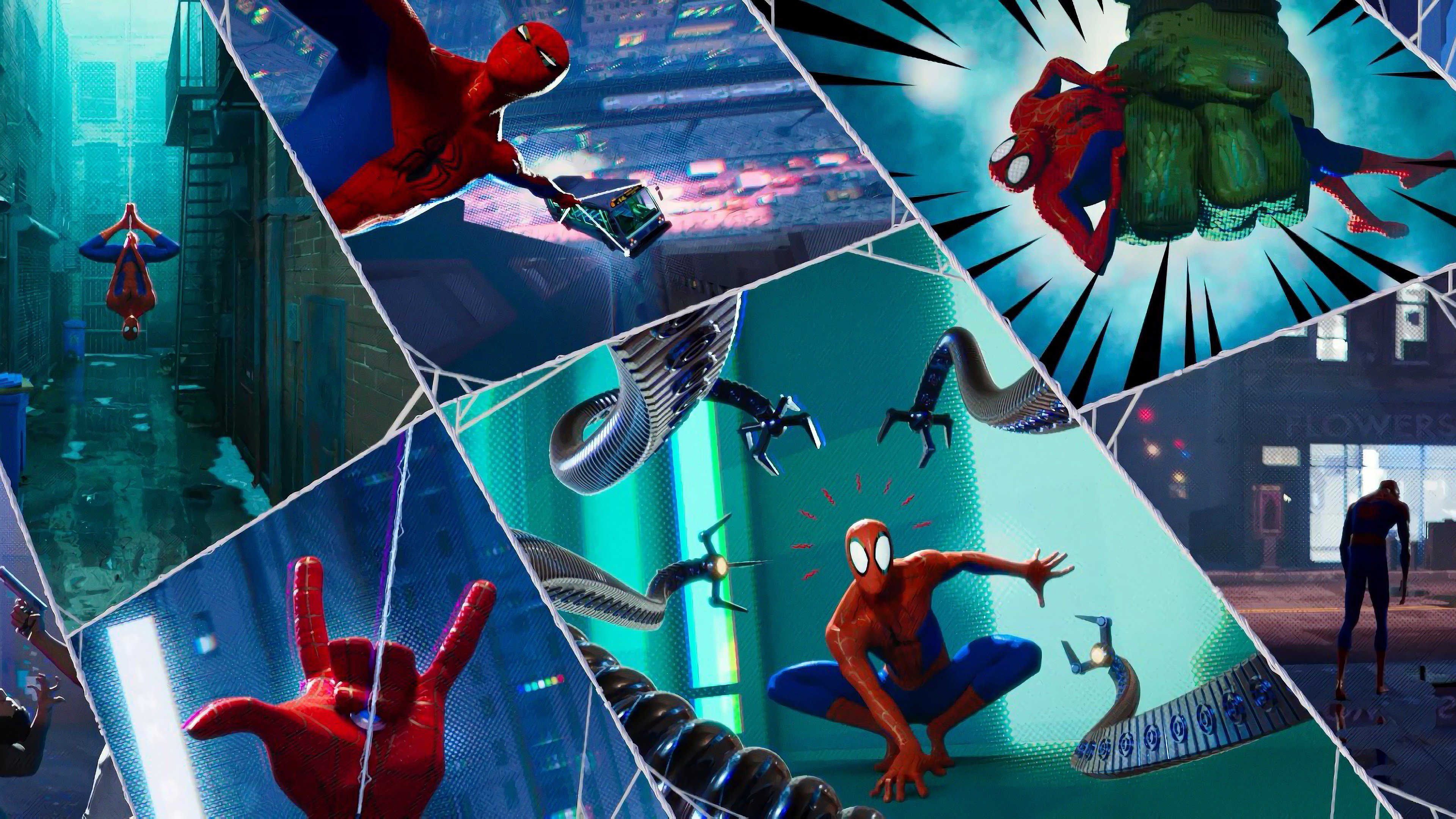 Spider Verse 4k Wallpapers For Your Desktop Or Mobile Screen Free