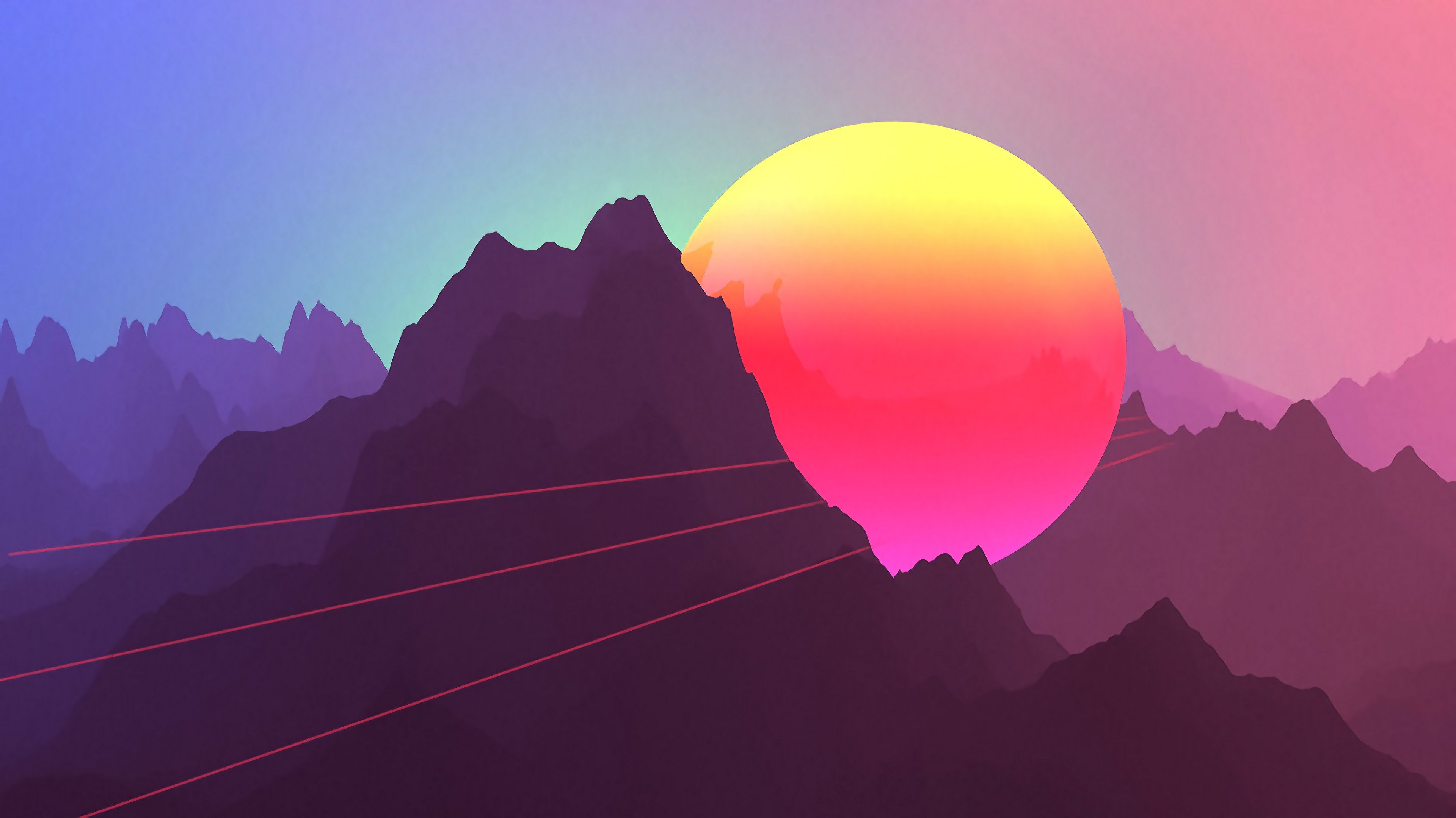 Aesthetic 4K wallpapers for your desktop or mobile screen ...