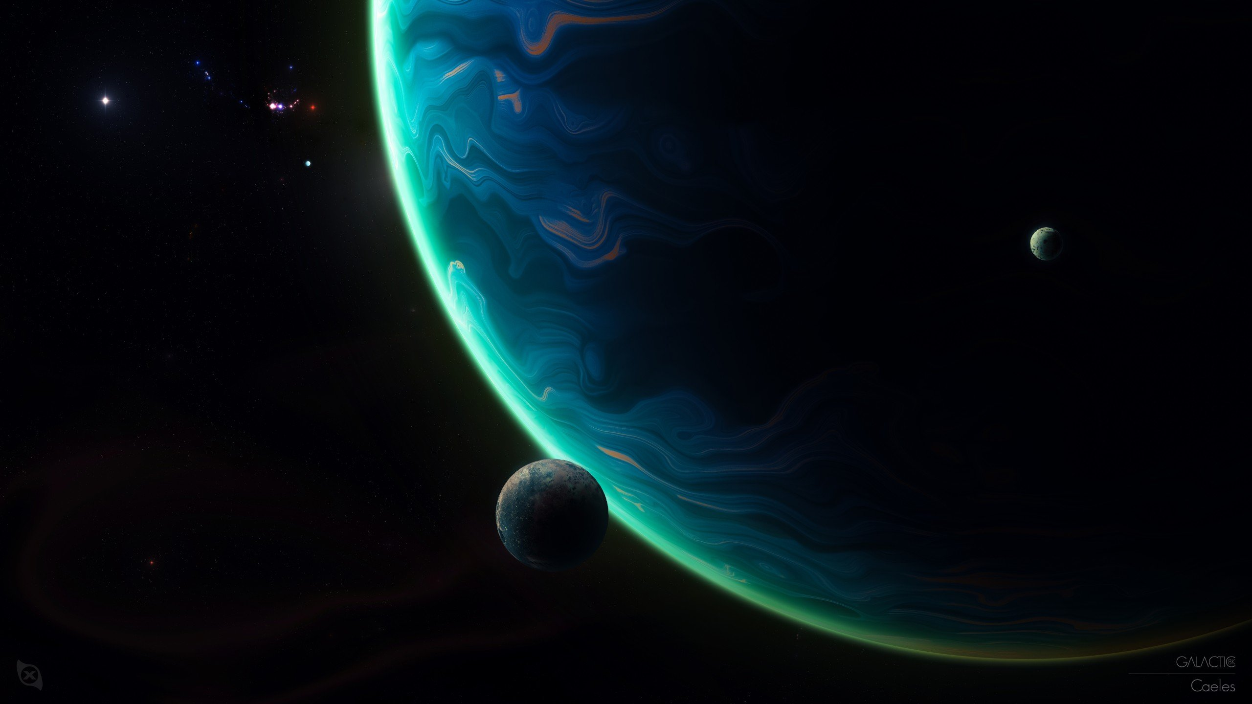 Planet 4K wallpapers for your desktop or mobile screen ...