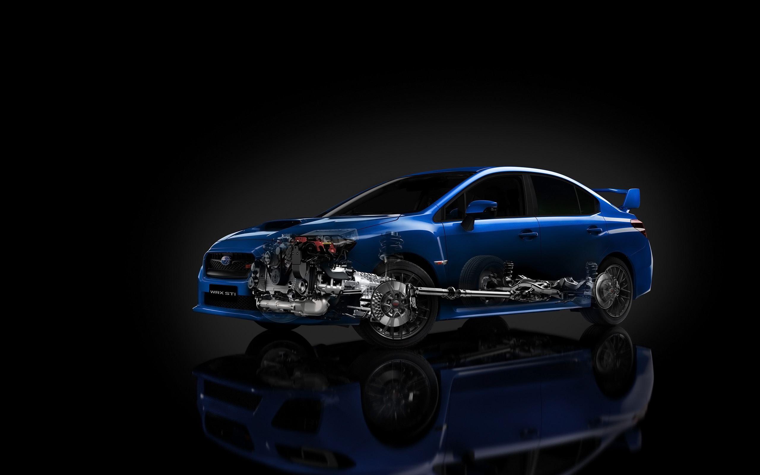 Subaru Wrx Sti Hd Wallpaper