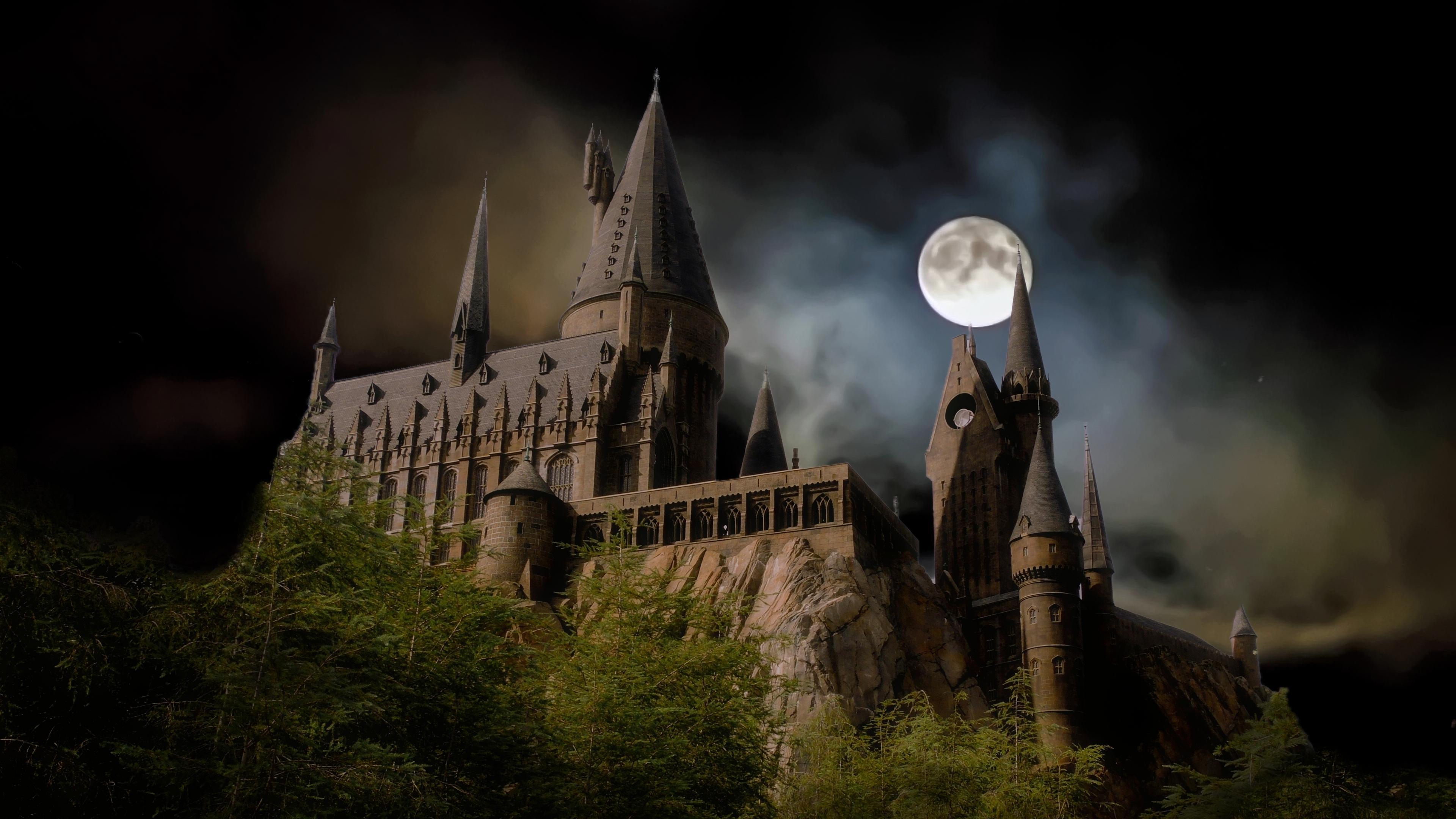 Hogwarts 4k Wallpapers For Your Desktop Or Mobile Screen