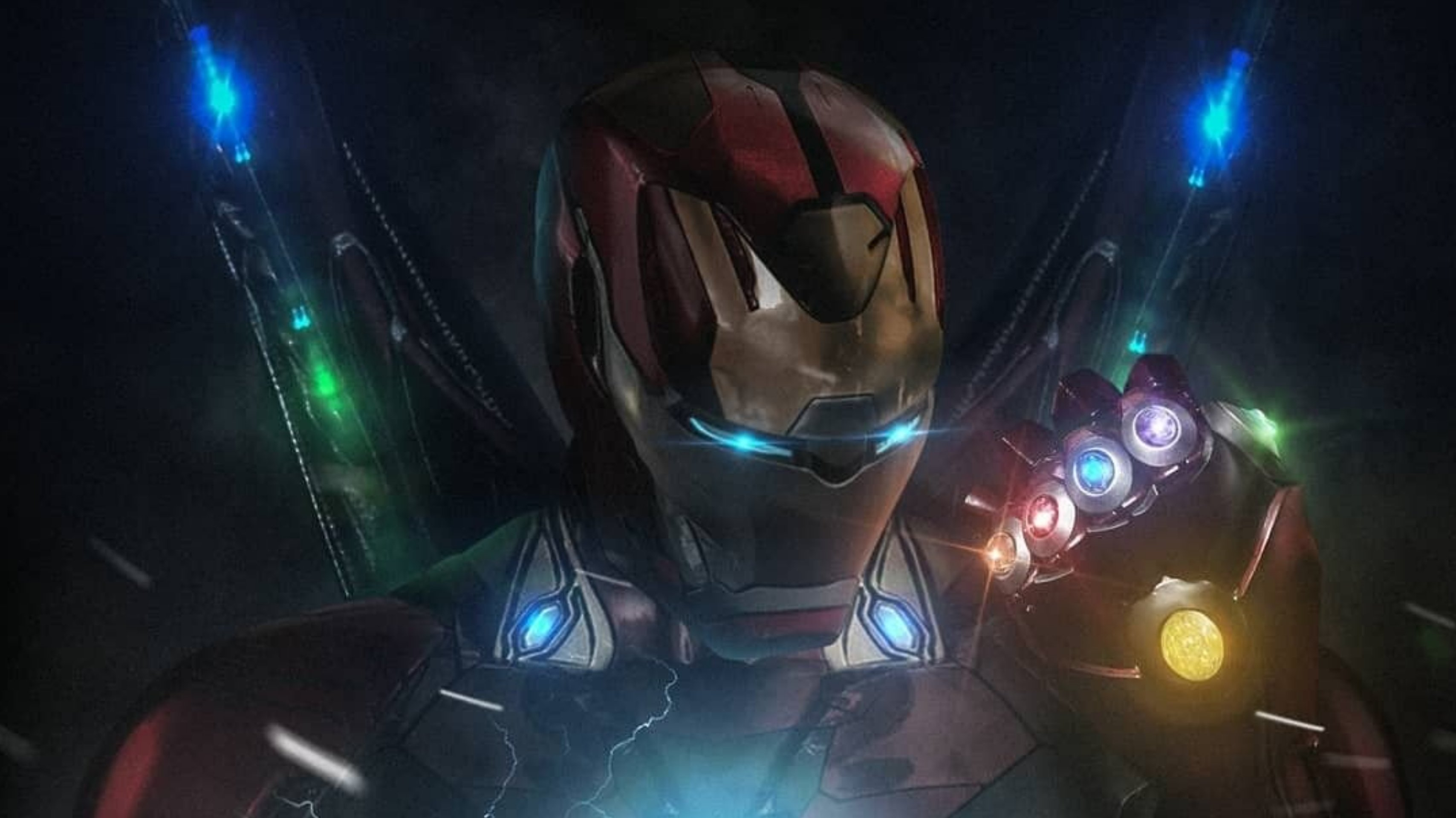 Iron Man Avengers Endgame wallpaper