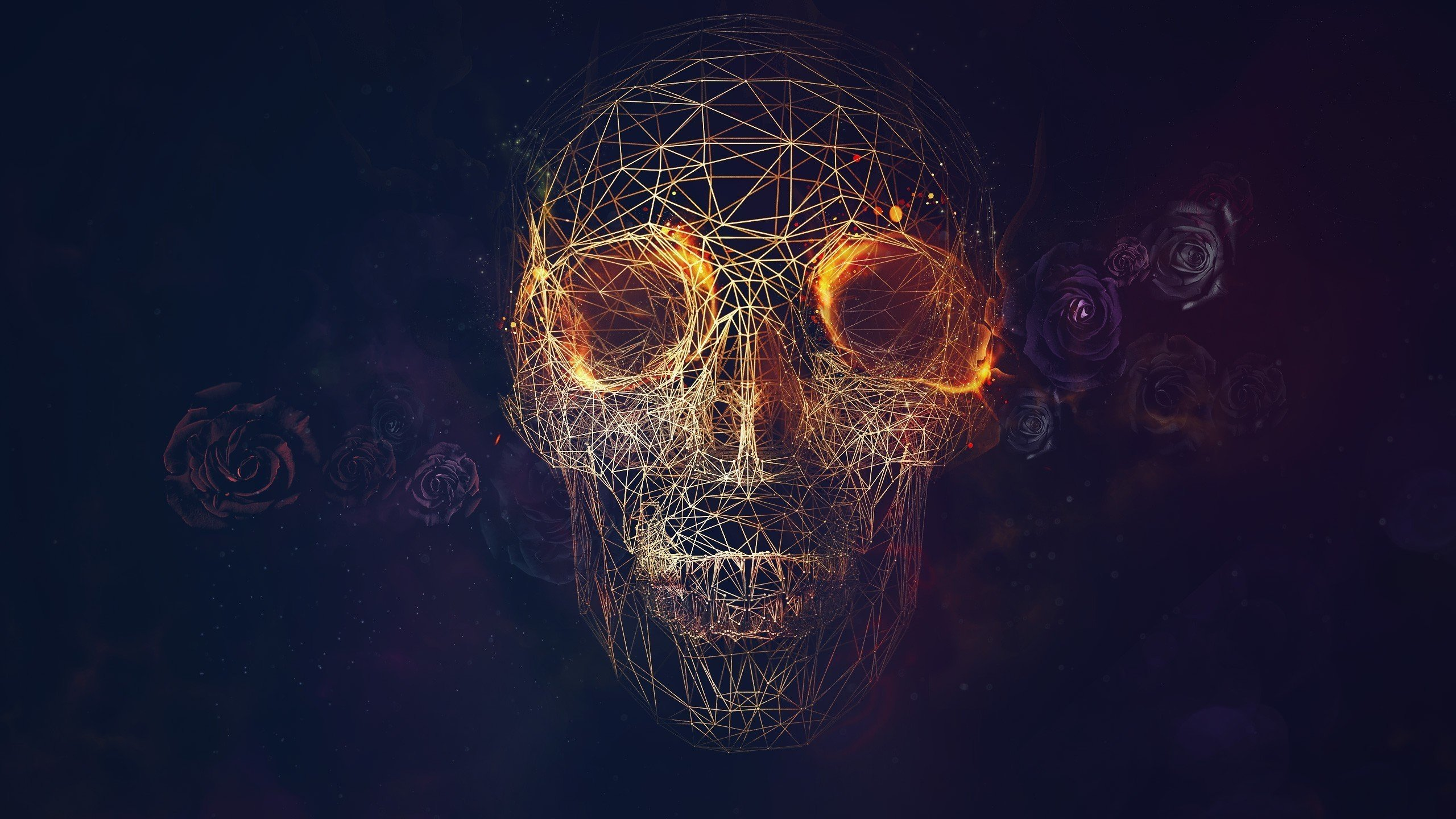 Skull 4K wallpapers for your desktop or mobile screen free ...