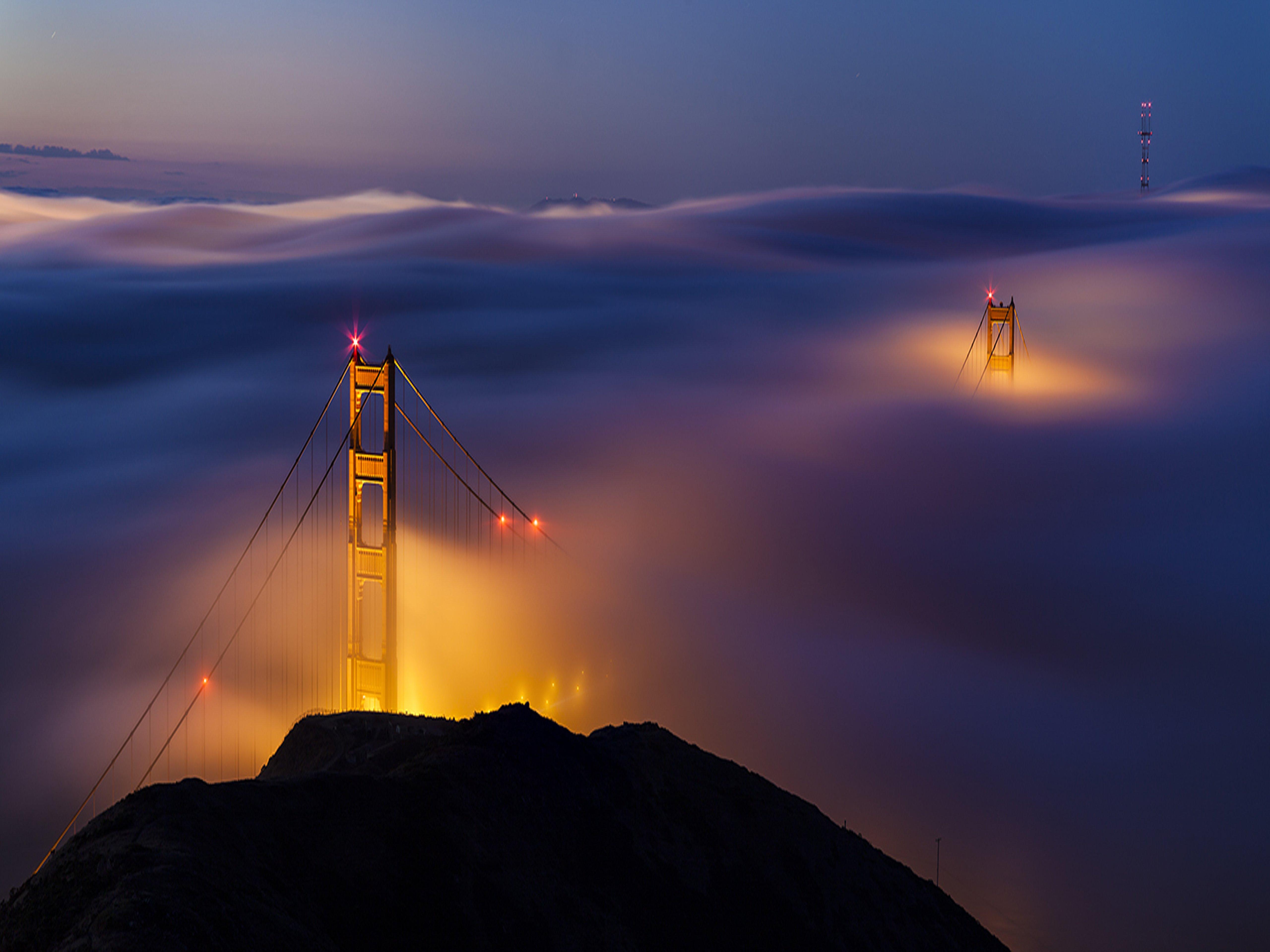 San Francisco California 4k Wallpaper